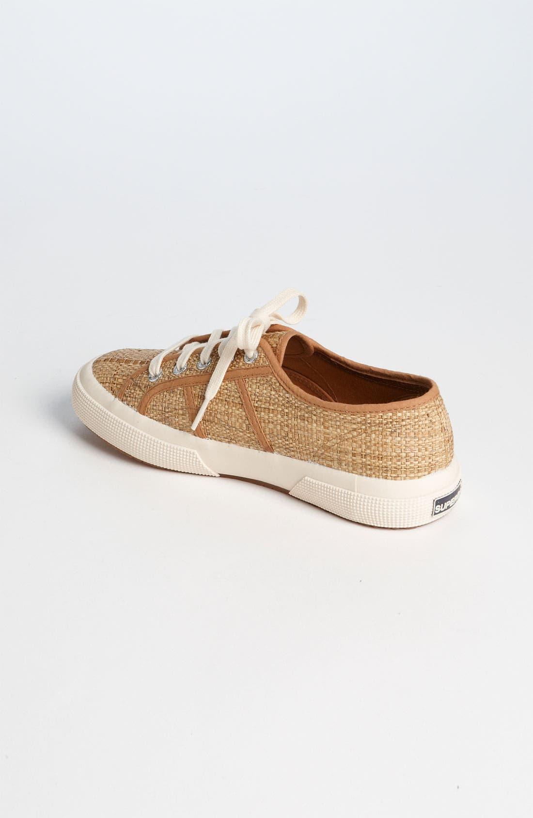 Alternate Image 2  - Superga 'Raffia' Sneaker