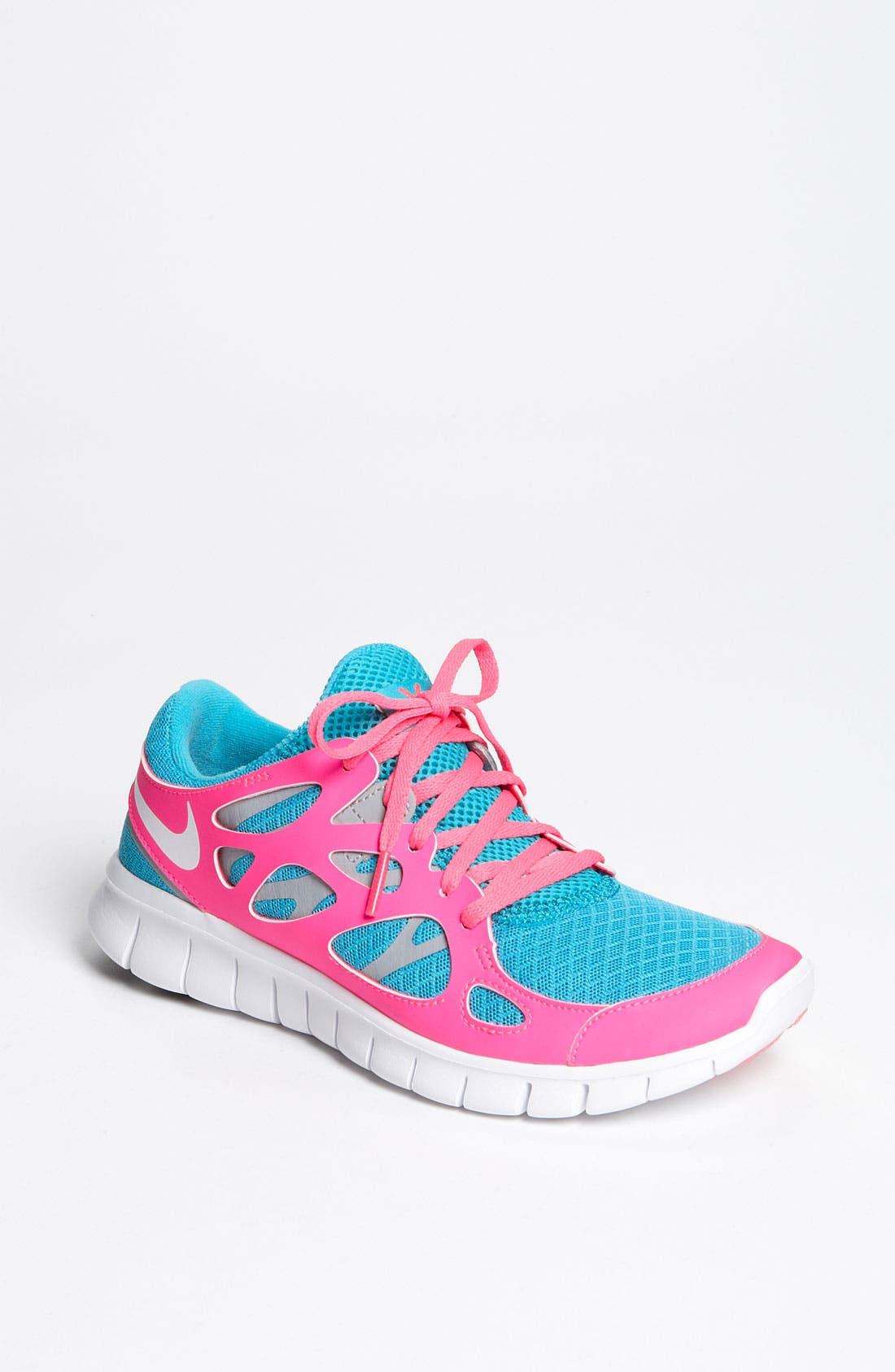 Alternate Image 1 Selected - Nike 'Free Run 2+' Running Shoe (Women)