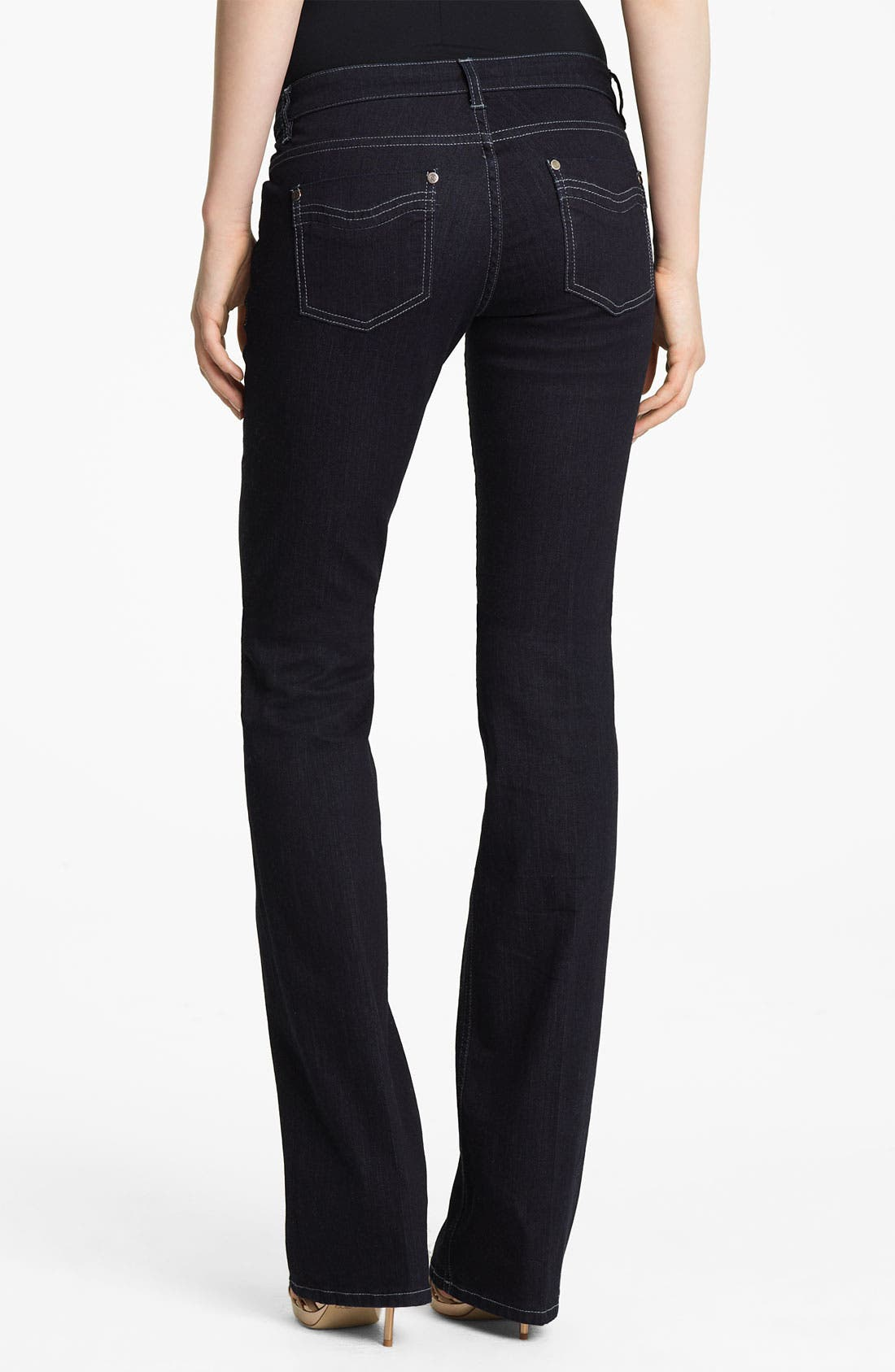 Alternate Image 2  - Roberto Cavalli Bootcut Stretch Jeans