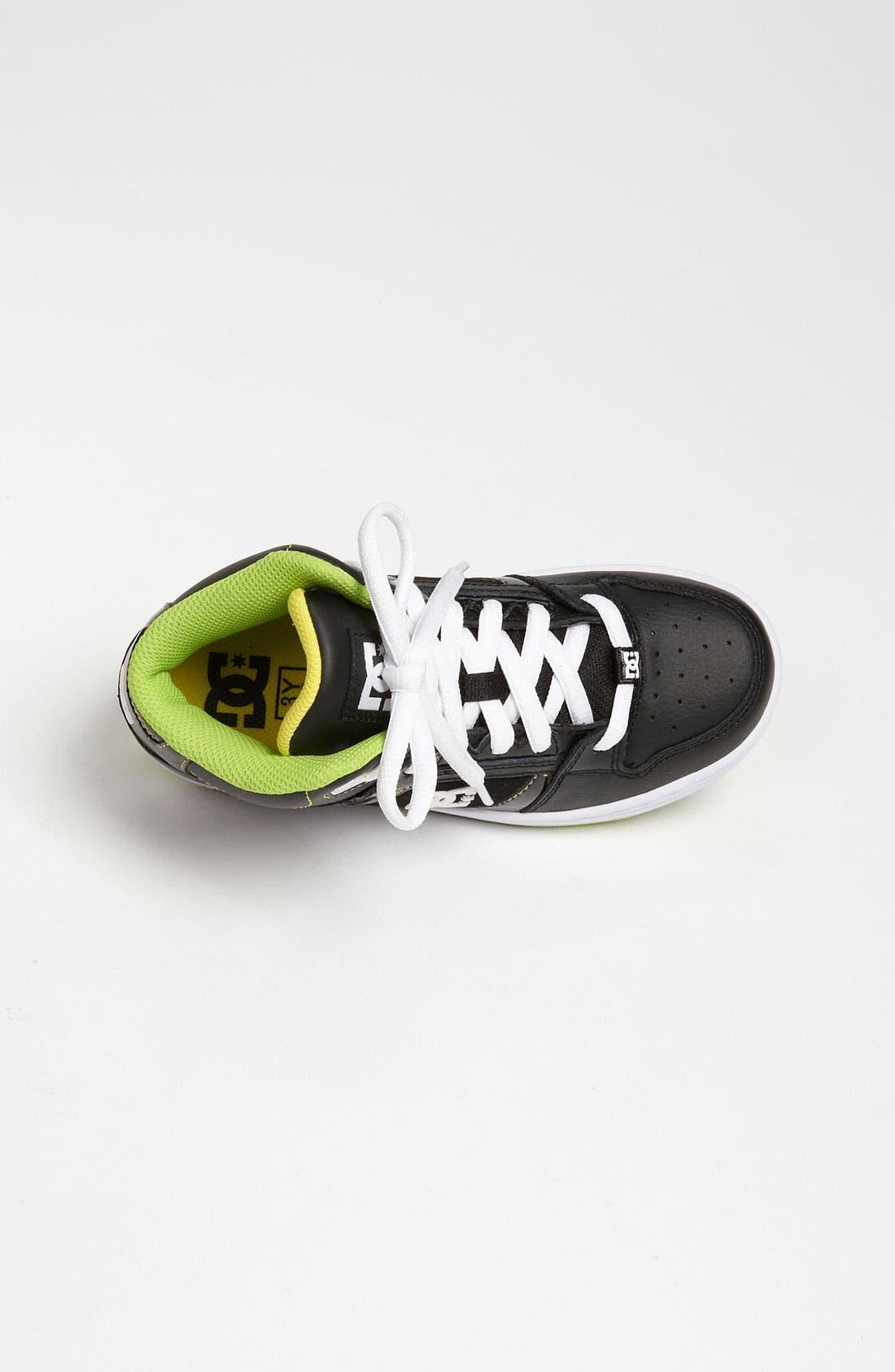 Alternate Image 3  - DC Shoes 'Rebound' Skate Shoe (Toddler, Little Kid & Big Kid)