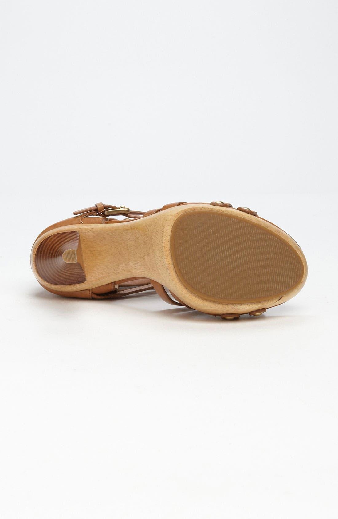 Alternate Image 4  - MICHAEL Michael Kors 'Leonia' Sandal
