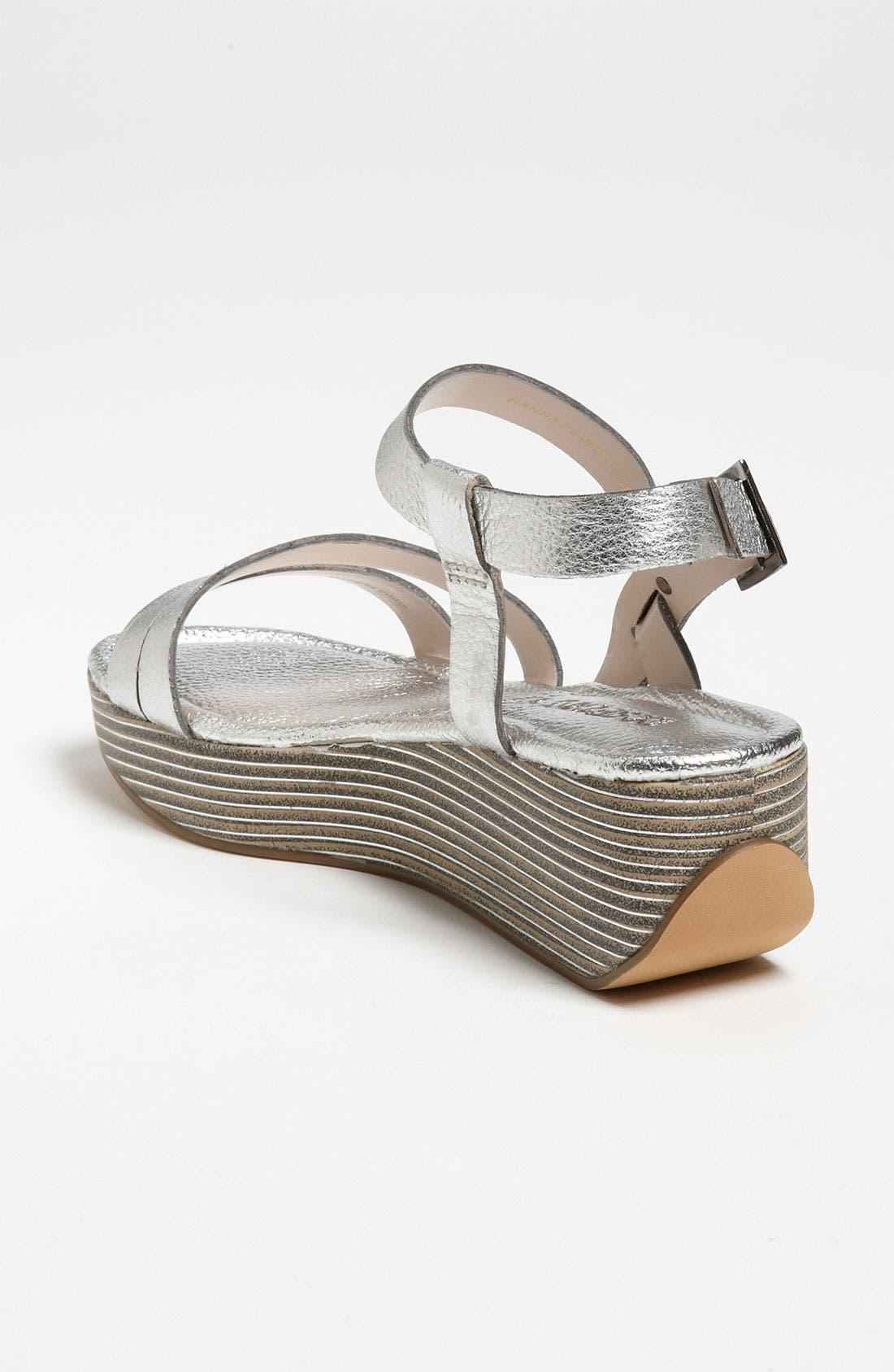 Alternate Image 2  - Rosegold 'Hanna' Sandal