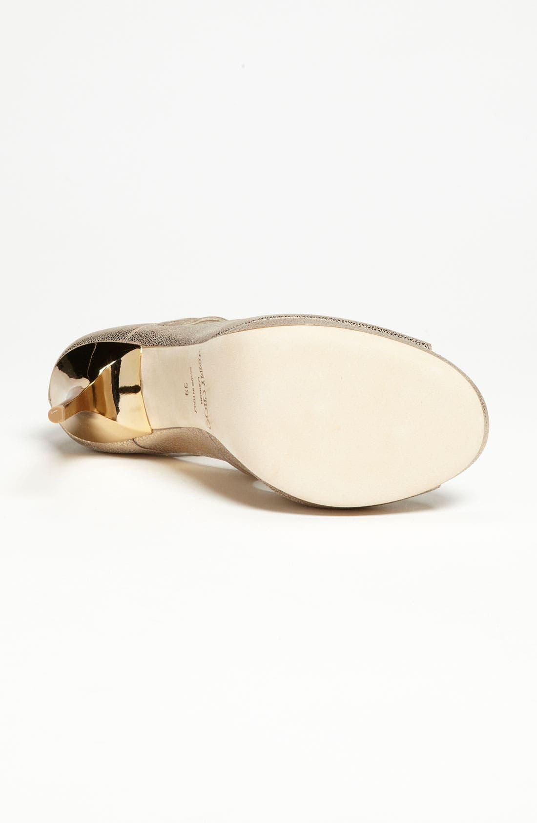 Alternate Image 4  - Jimmy Choo 'Loila' Sandal