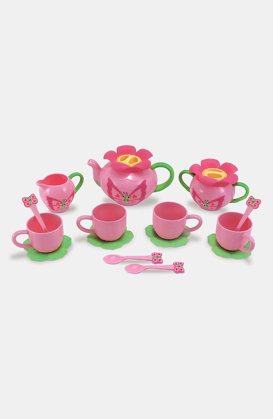 'Bella Butterfly' Tea Set,                         Main,                         color, None