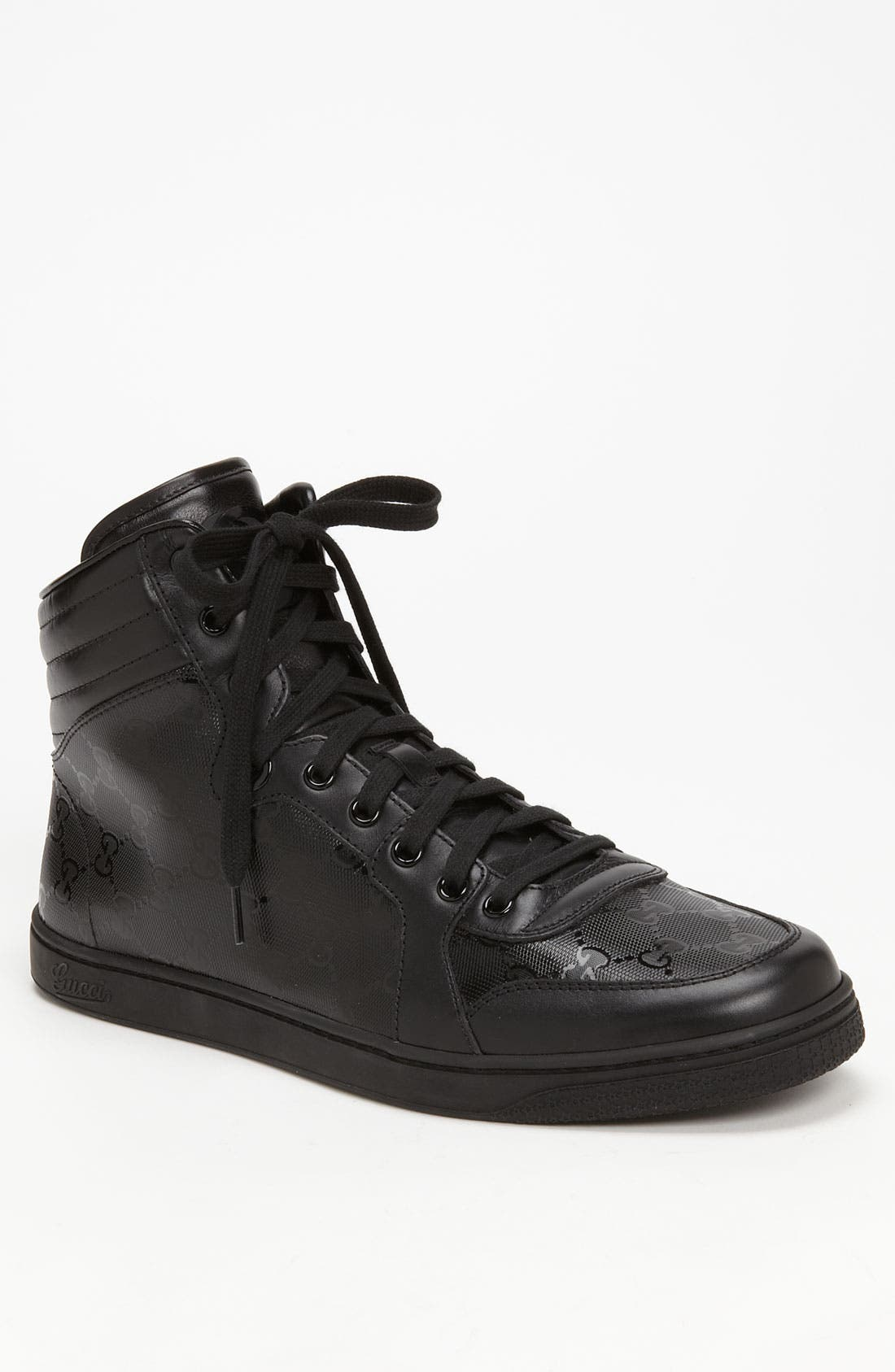 Alternate Image 1 Selected - Gucci 'Coda' High Top Sneaker