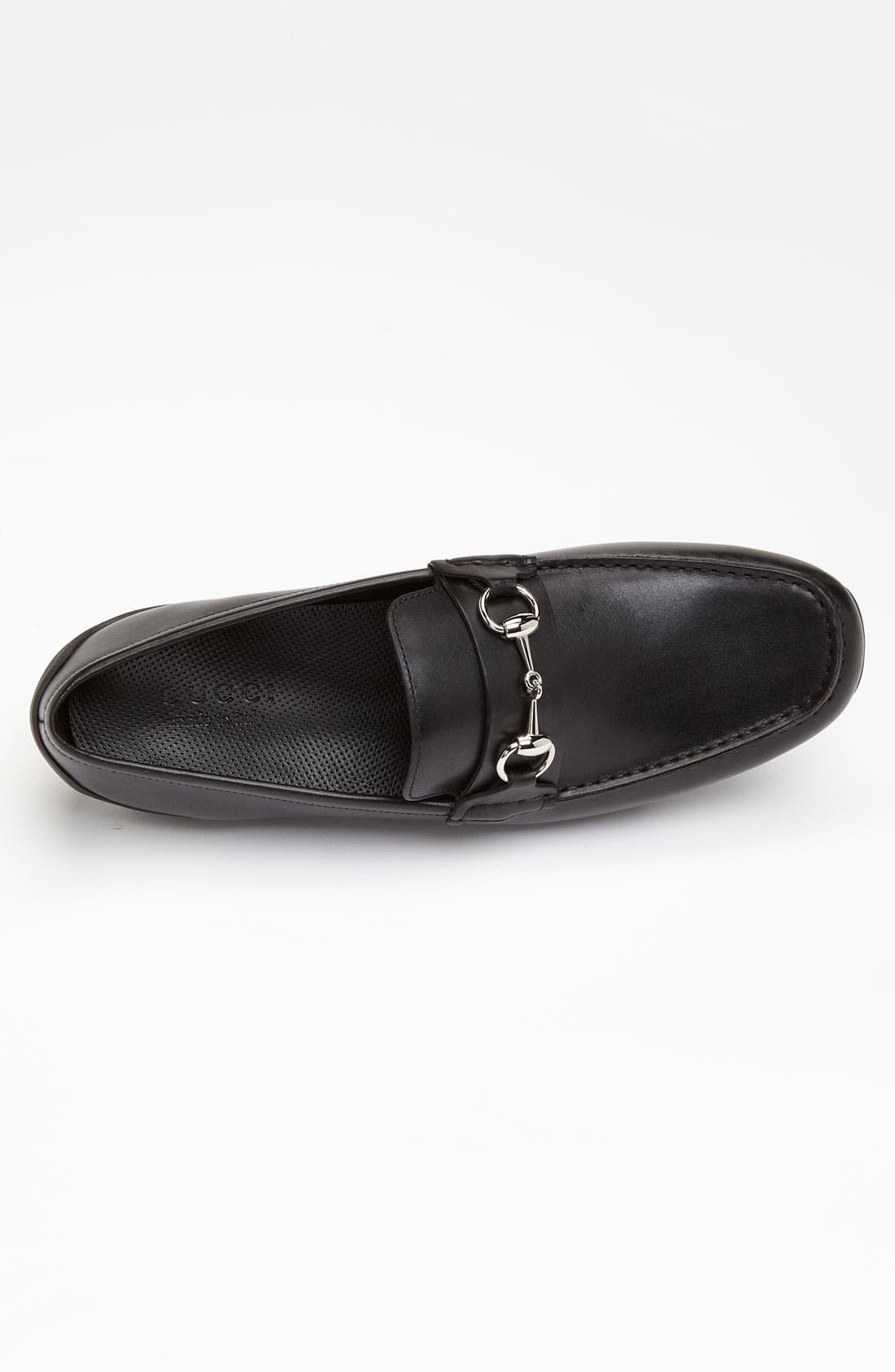 Alternate Image 3  - Gucci 'Silverstone' Moccasin Loafer