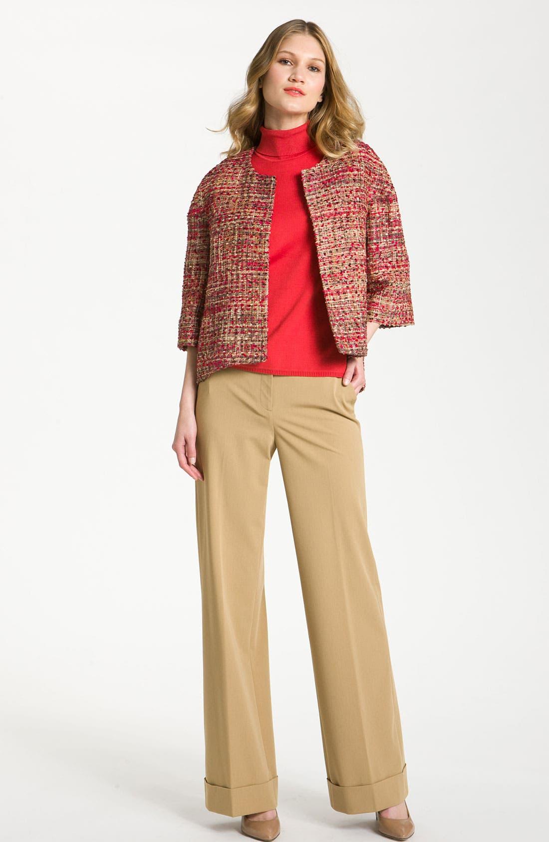 Alternate Image 5  - Classiques Entier® 'Maxella' Cuff Pants