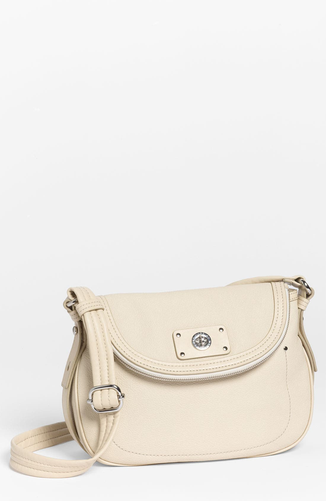 Main Image - MARC BY MARC JACOBS 'Totally Turnlock - Natasha' Crossbody Bag