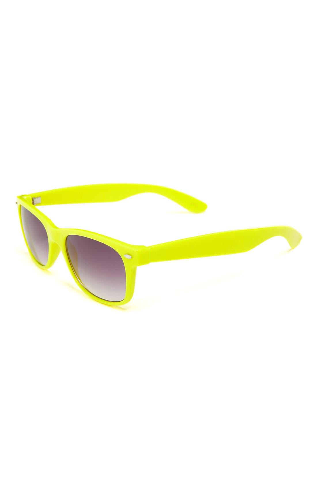 Alternate Image 1 Selected - Icon Eyewear 'Charlie' Sunglasses (Big Boys)