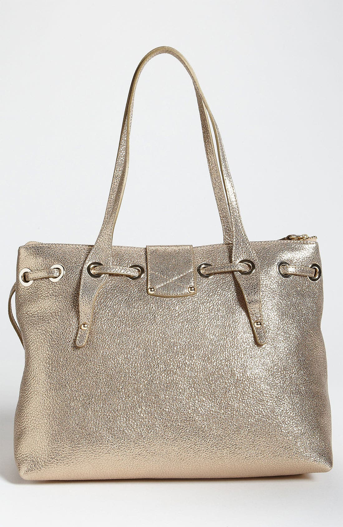 Alternate Image 4  - Jimmy Choo 'Rhea' Glitter Leather Tote