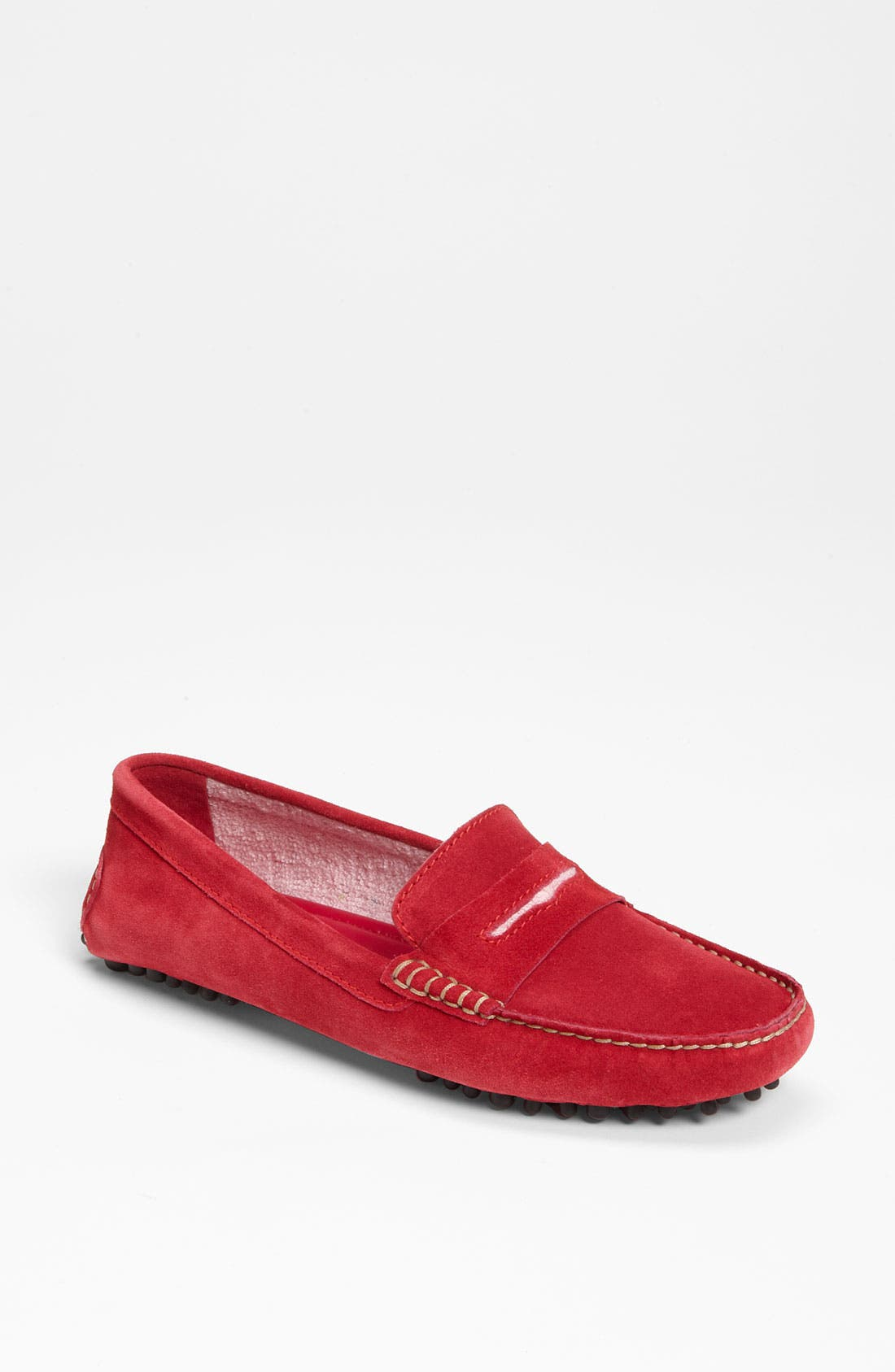 Alternate Image 1 Selected - Manolo Blahnik Driving Moccasin