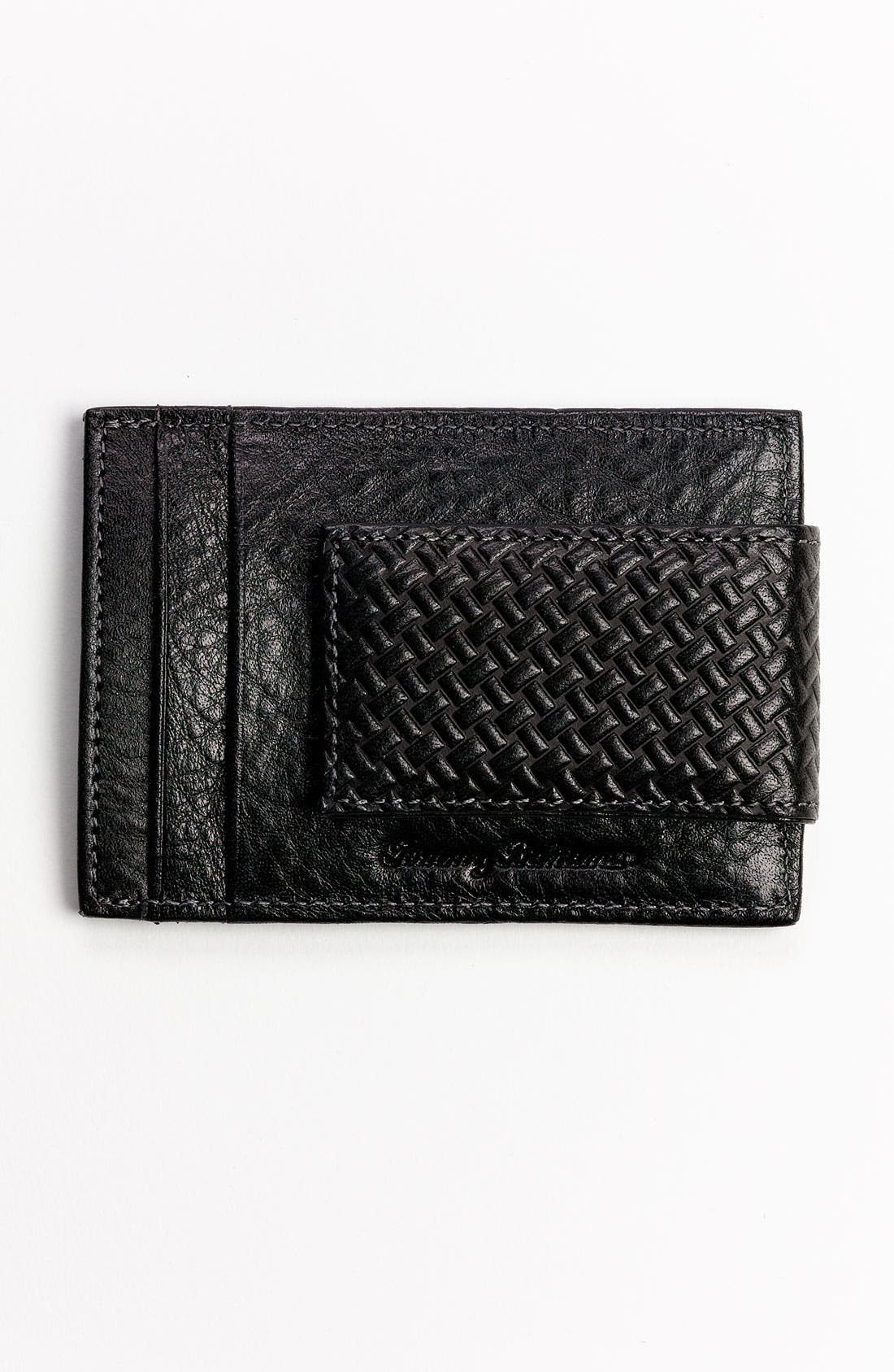 Alternate Image 1 Selected - Tommy Bahama 'Grayston' Card Case