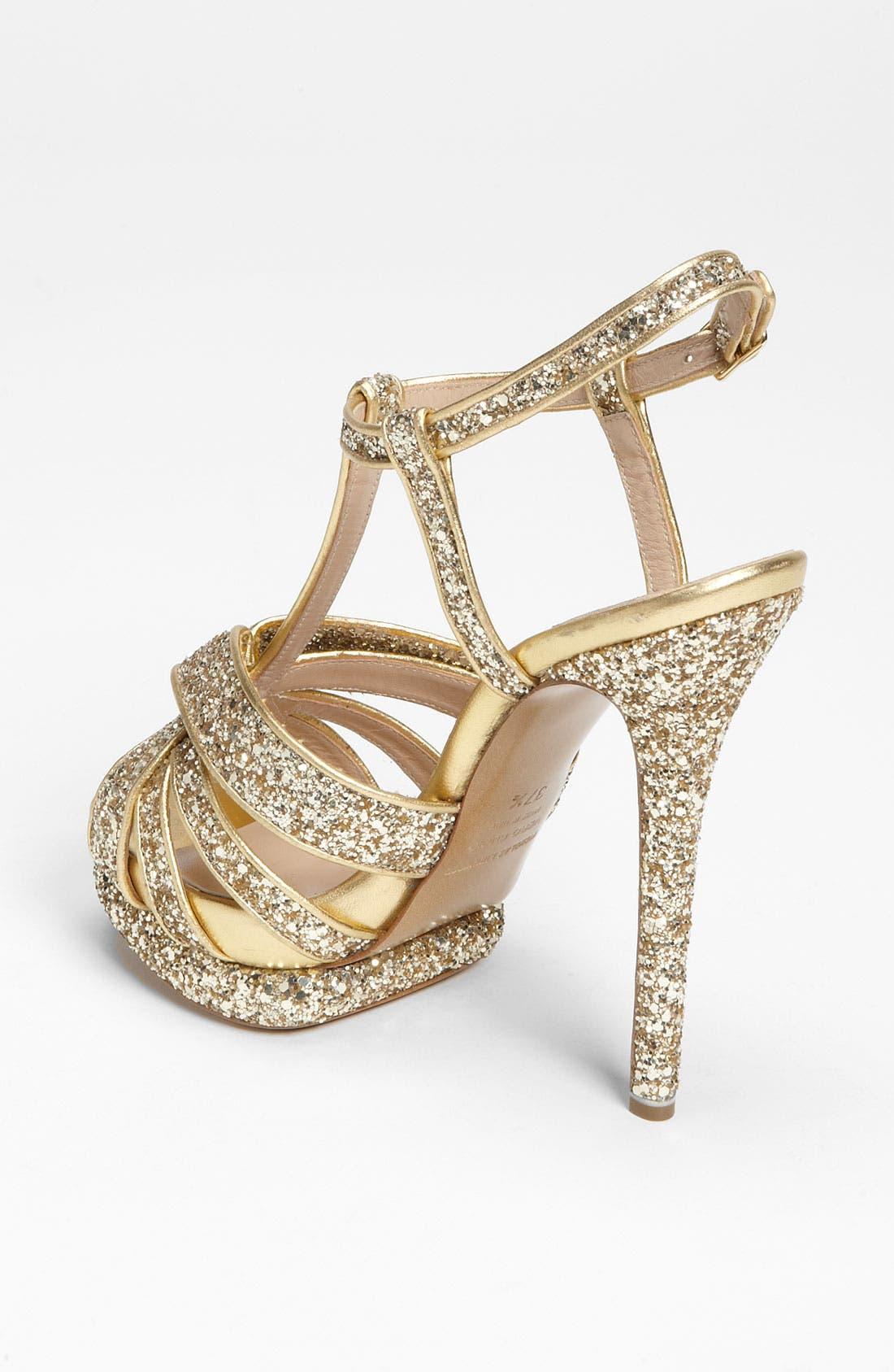 Alternate Image 2  - Nicholas Kirkwood Glitter Sandal