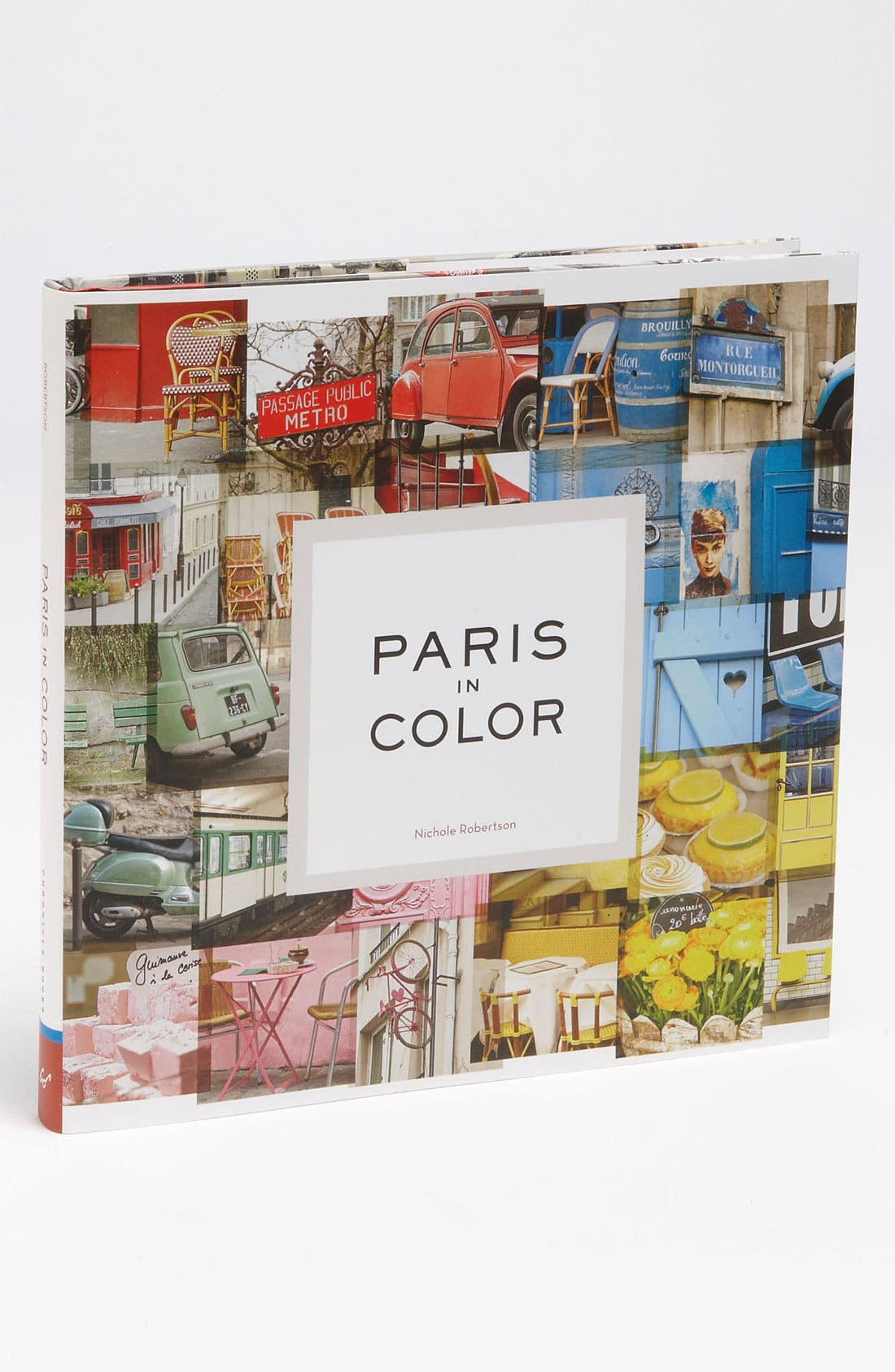 Alternate Image 1 Selected - Nichole Robertson 'Paris in Color' Book