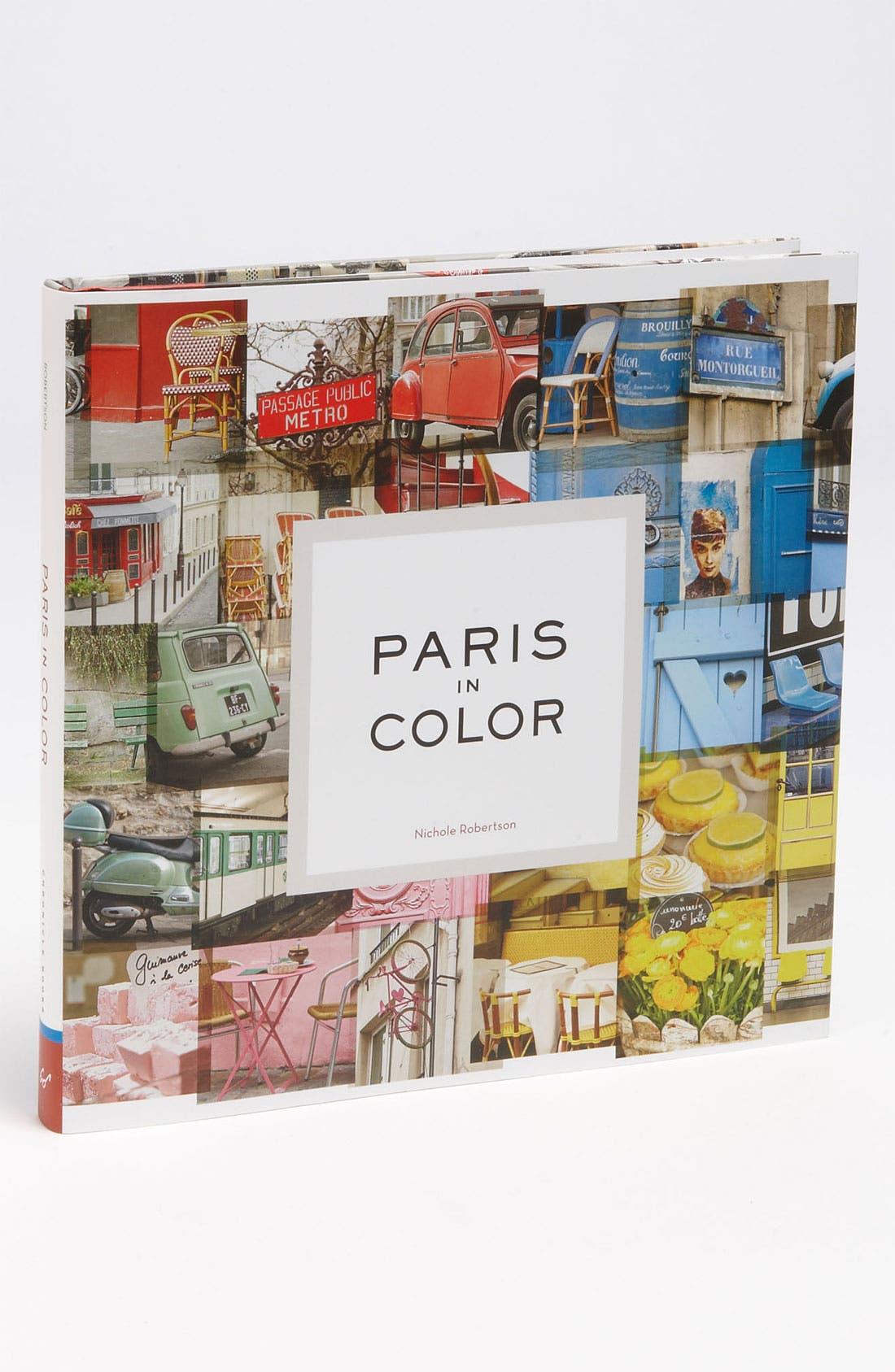 Main Image - Nichole Robertson 'Paris in Color' Book