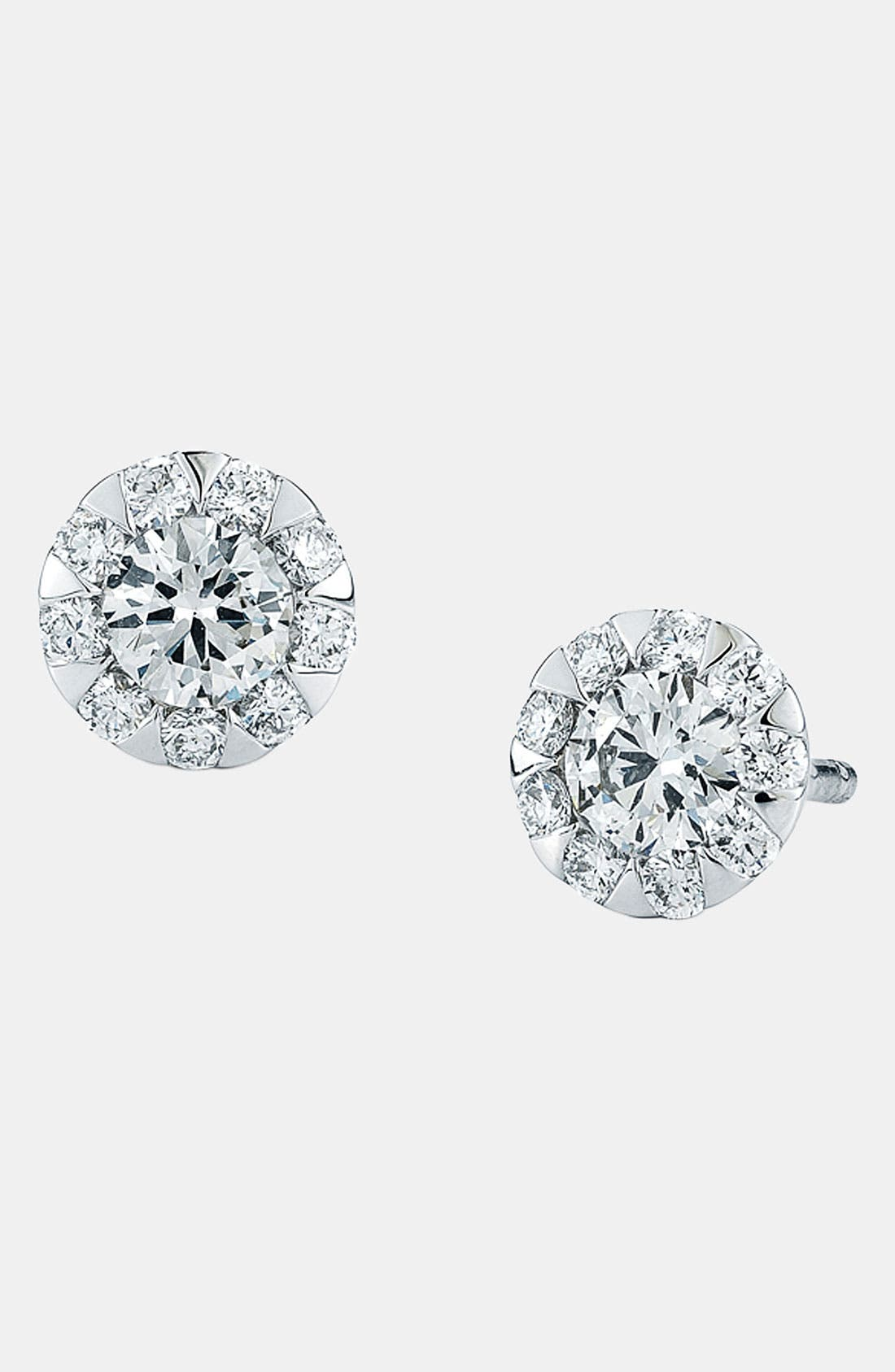 Main Image - Kwiat 'Sunburst' Stud Earrings