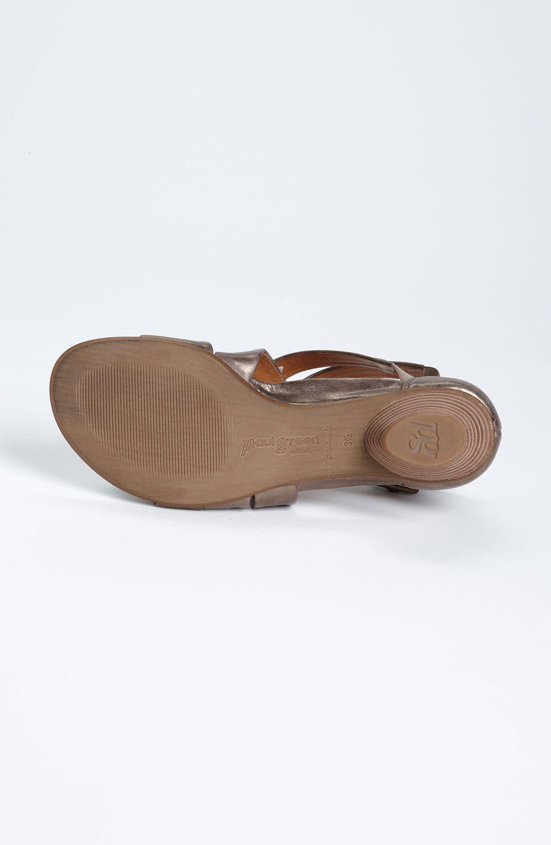 Alternate Image 4  - Paul Green 'Lupe' Sandal
