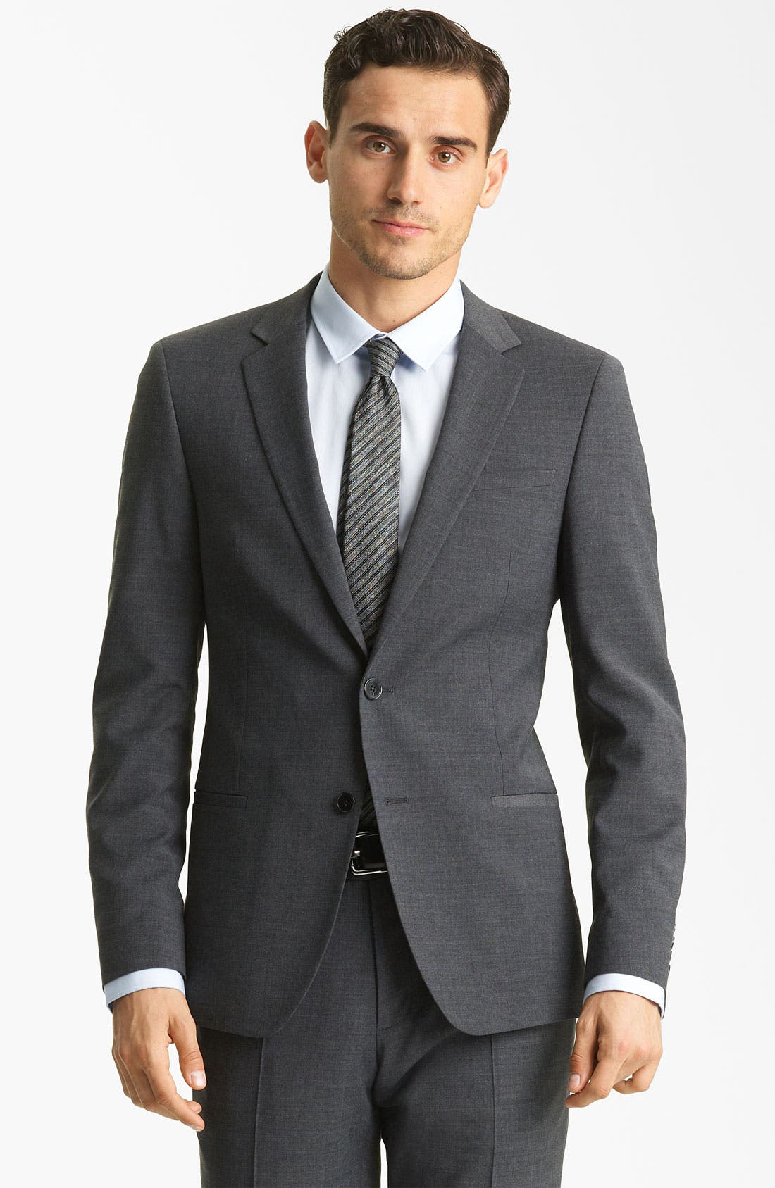 Alternate Image 1 Selected - Dolce&Gabbana Solid Suit