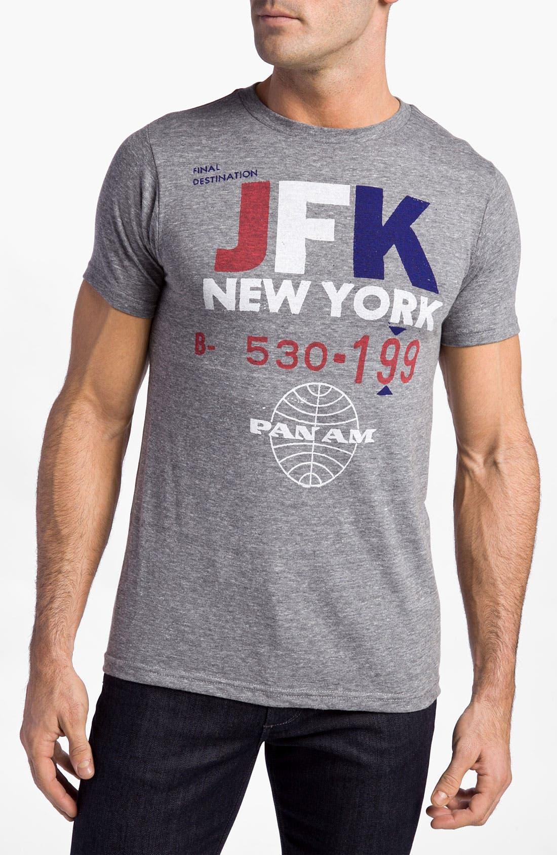 Alternate Image 1 Selected - PalmerCash 'NY Pan Am' T-Shirt