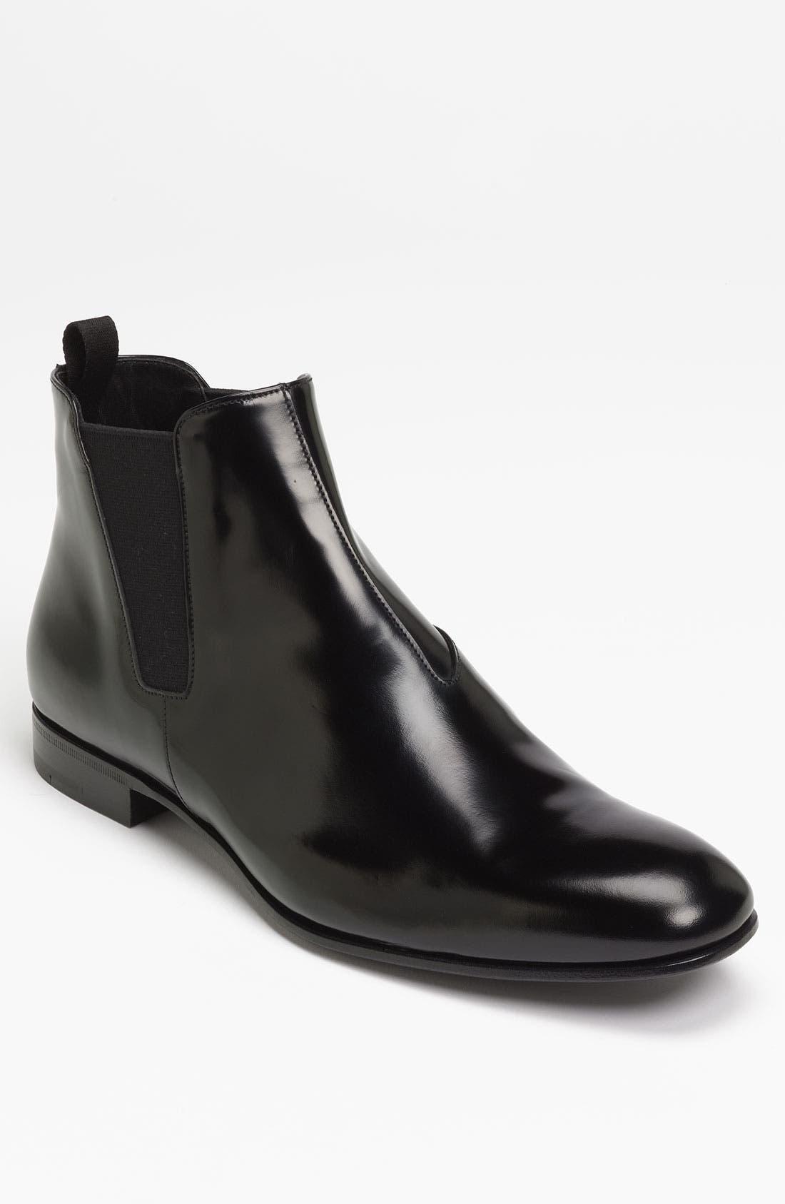 Alternate Image 1 Selected - Prada Chelsea Boot