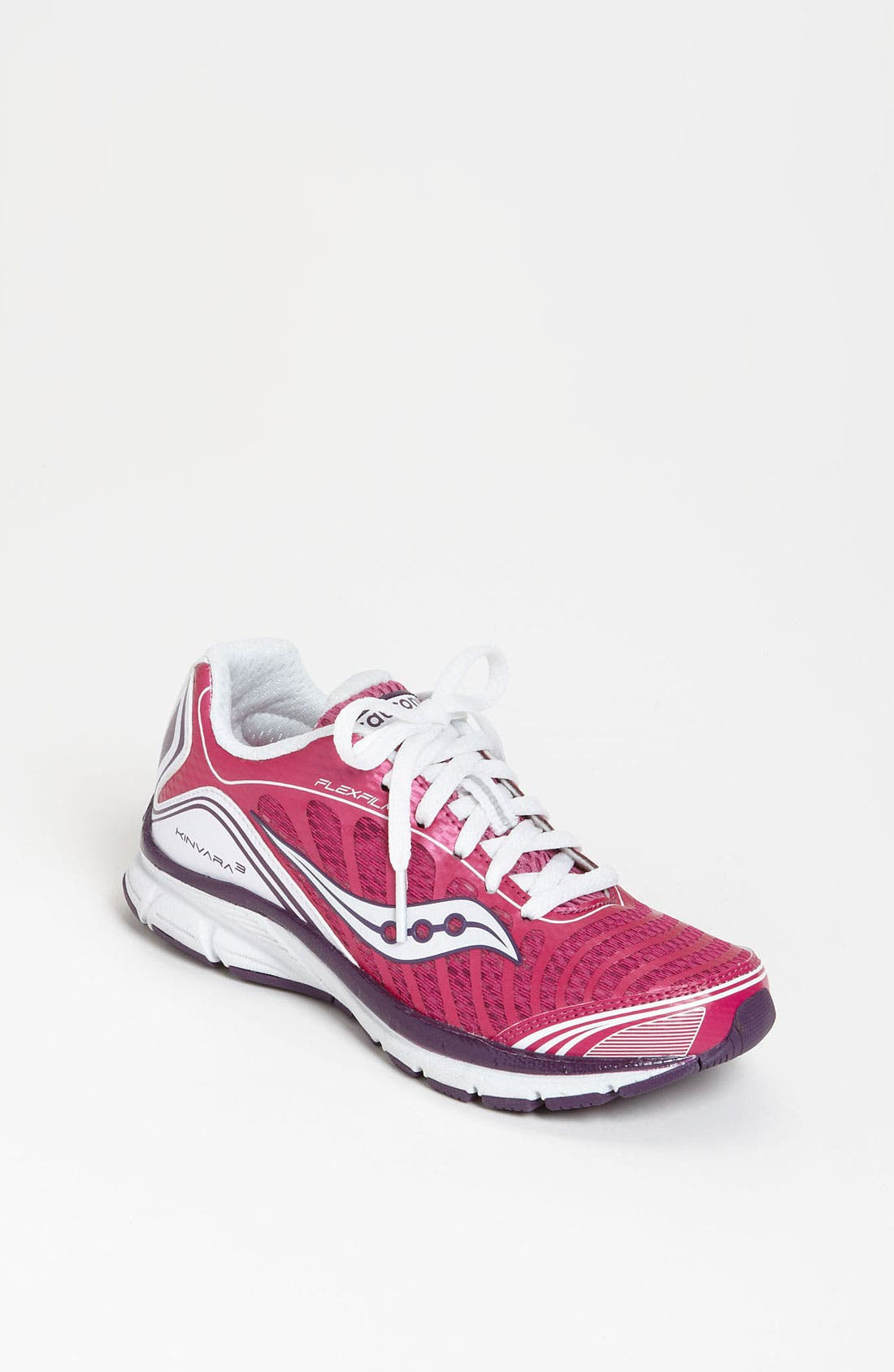 Alternate Image 1 Selected - Saucony 'Kinvara' Athletic Shoe (Toddler, Little Kid & Big Kid)