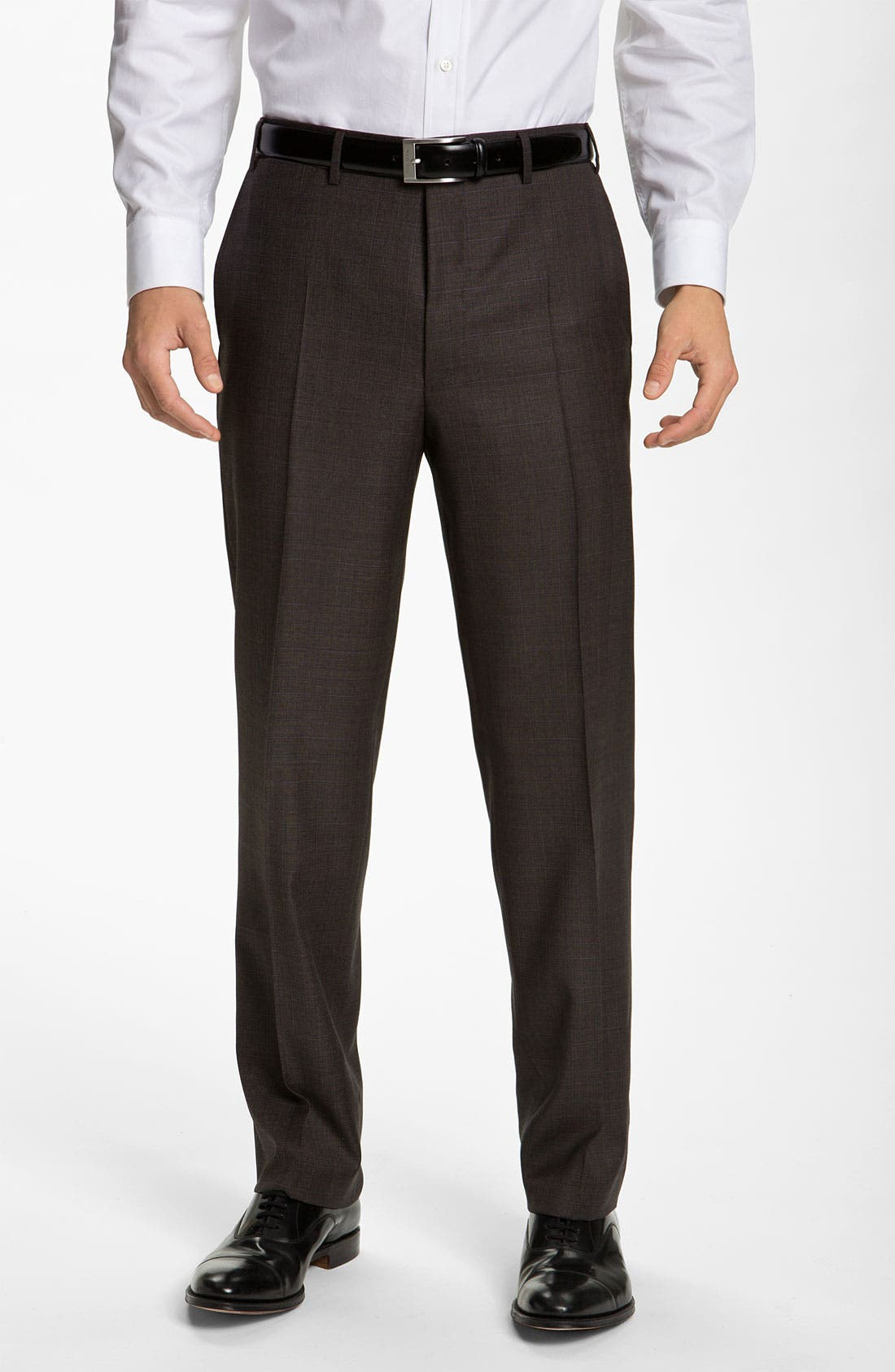 Alternate Image 4  - Canali Three Piece Wool Suit