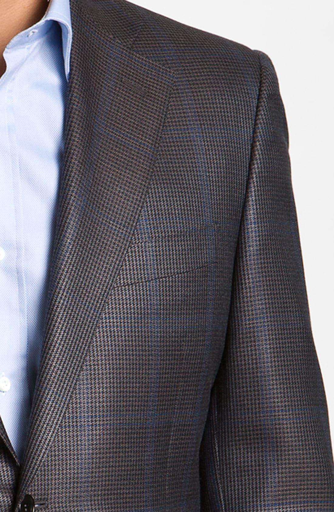 Alternate Image 3  - Canali Silk Blend Sportcoat