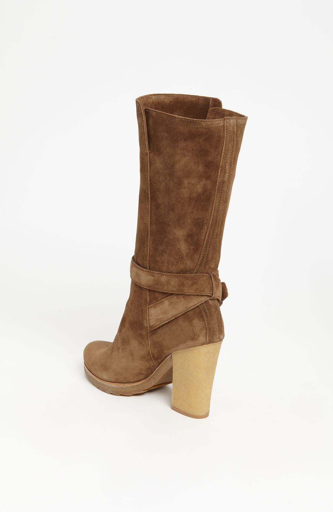 Alternate Image 2  - Prada Mid Buckle Boot