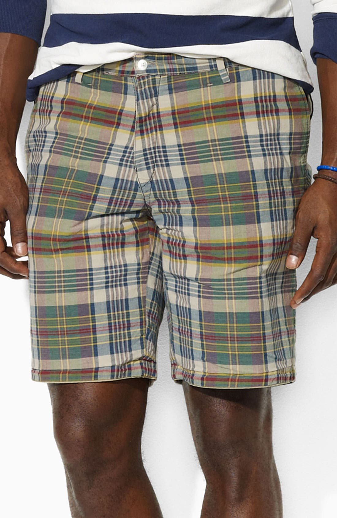 Alternate Image 1 Selected - Polo Ralph Lauren 'Country Club' Reversible Shorts