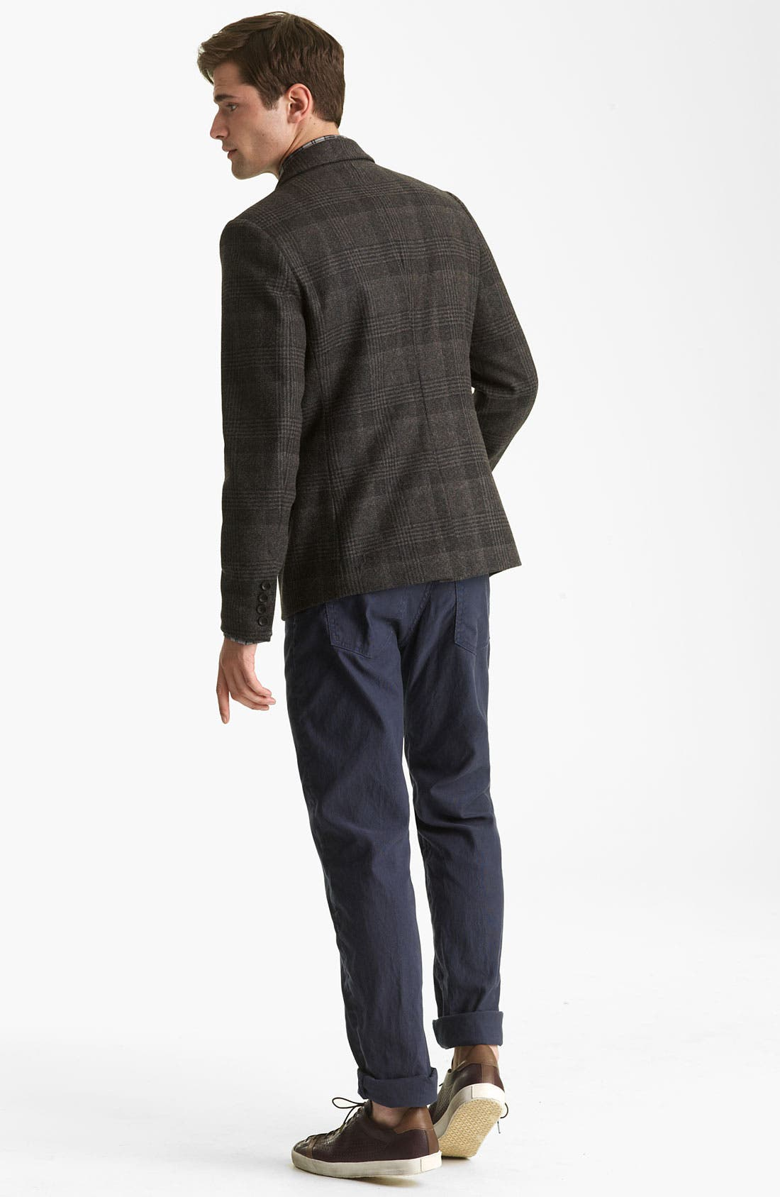 Alternate Image 4  - Steven Alan Glen Plaid Blazer