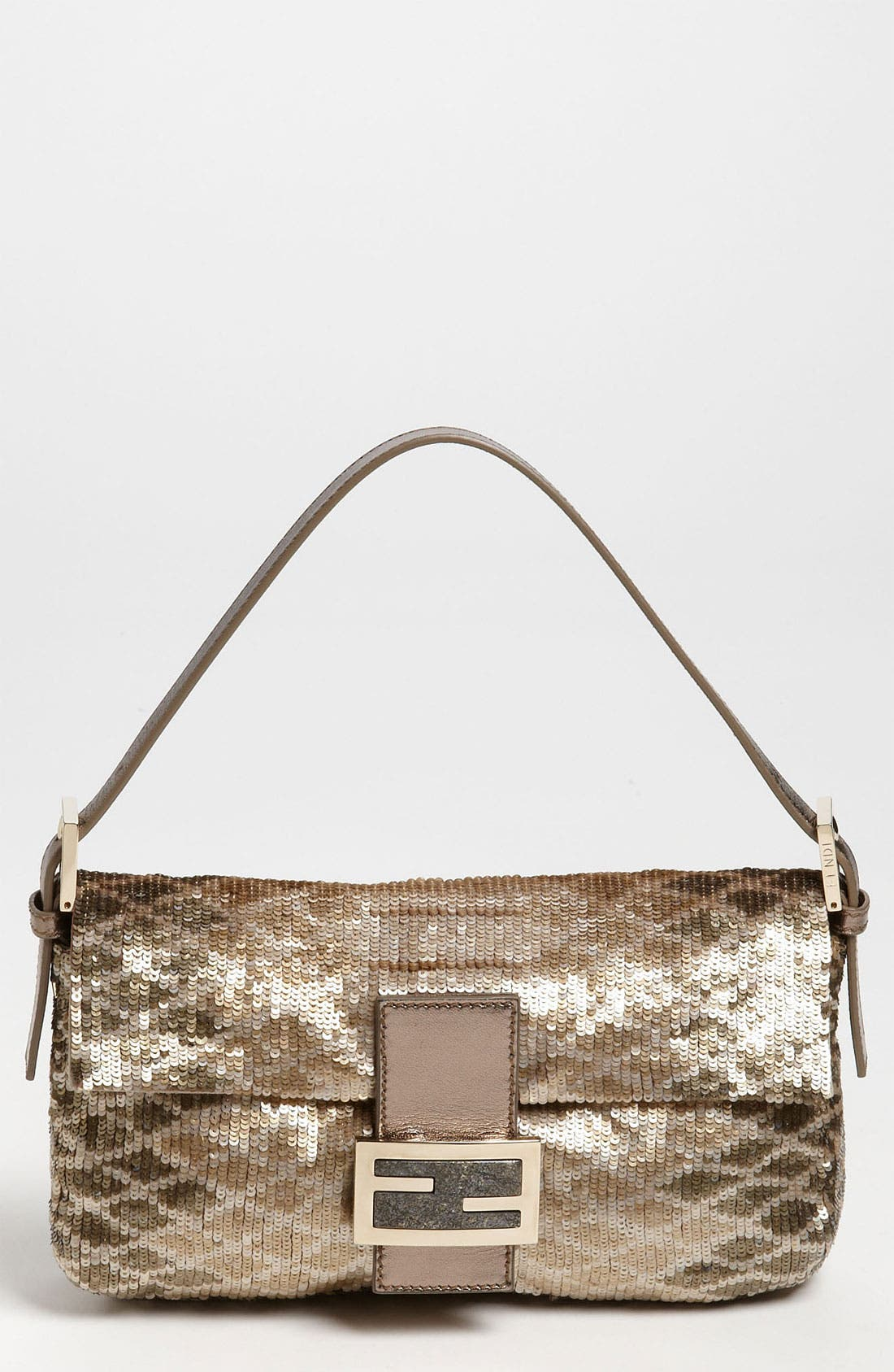 Alternate Image 1 Selected - Fendi Sequin Baguette