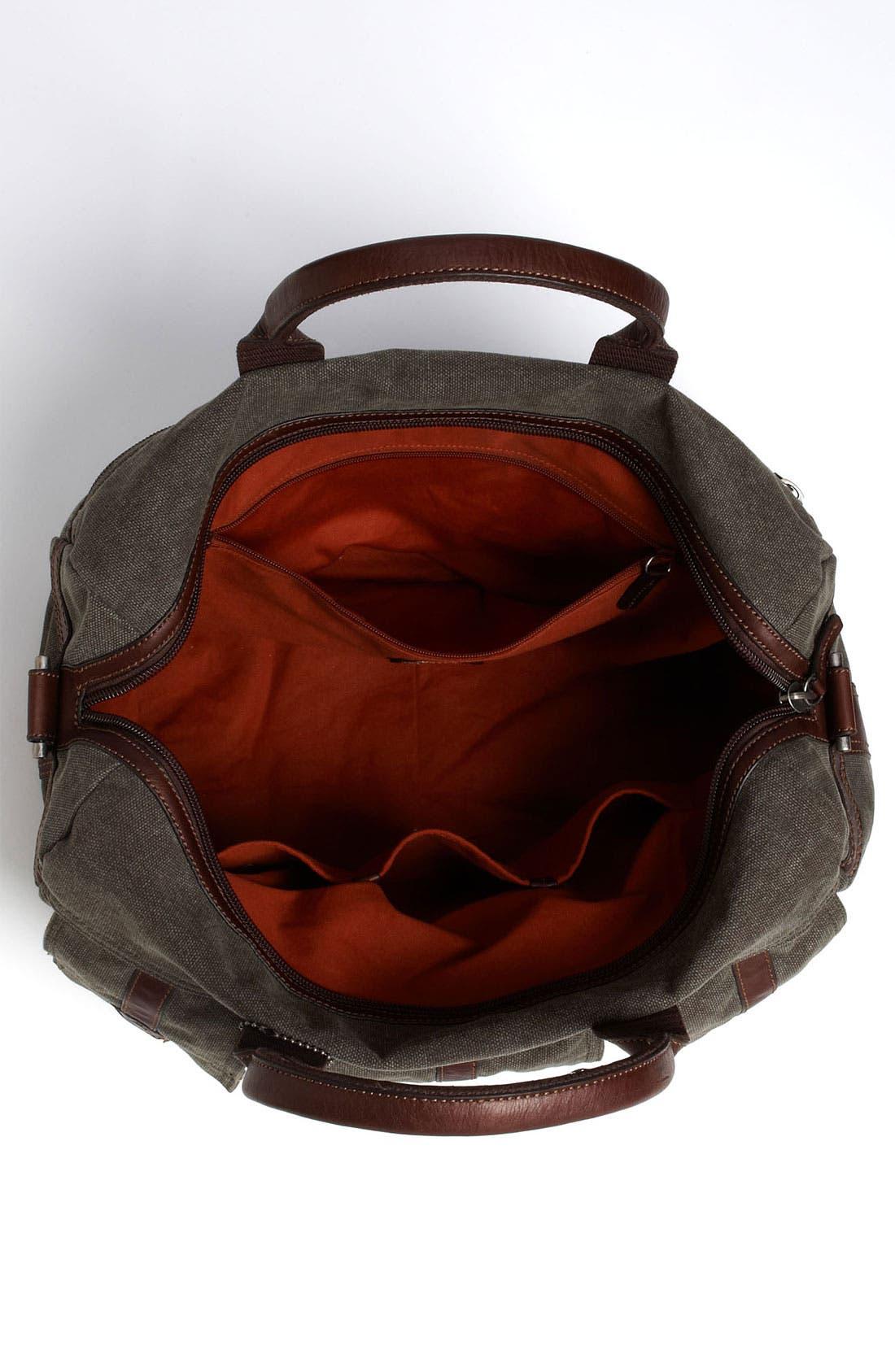 Alternate Image 3  - Fossil 'Trail' Duffel Bag