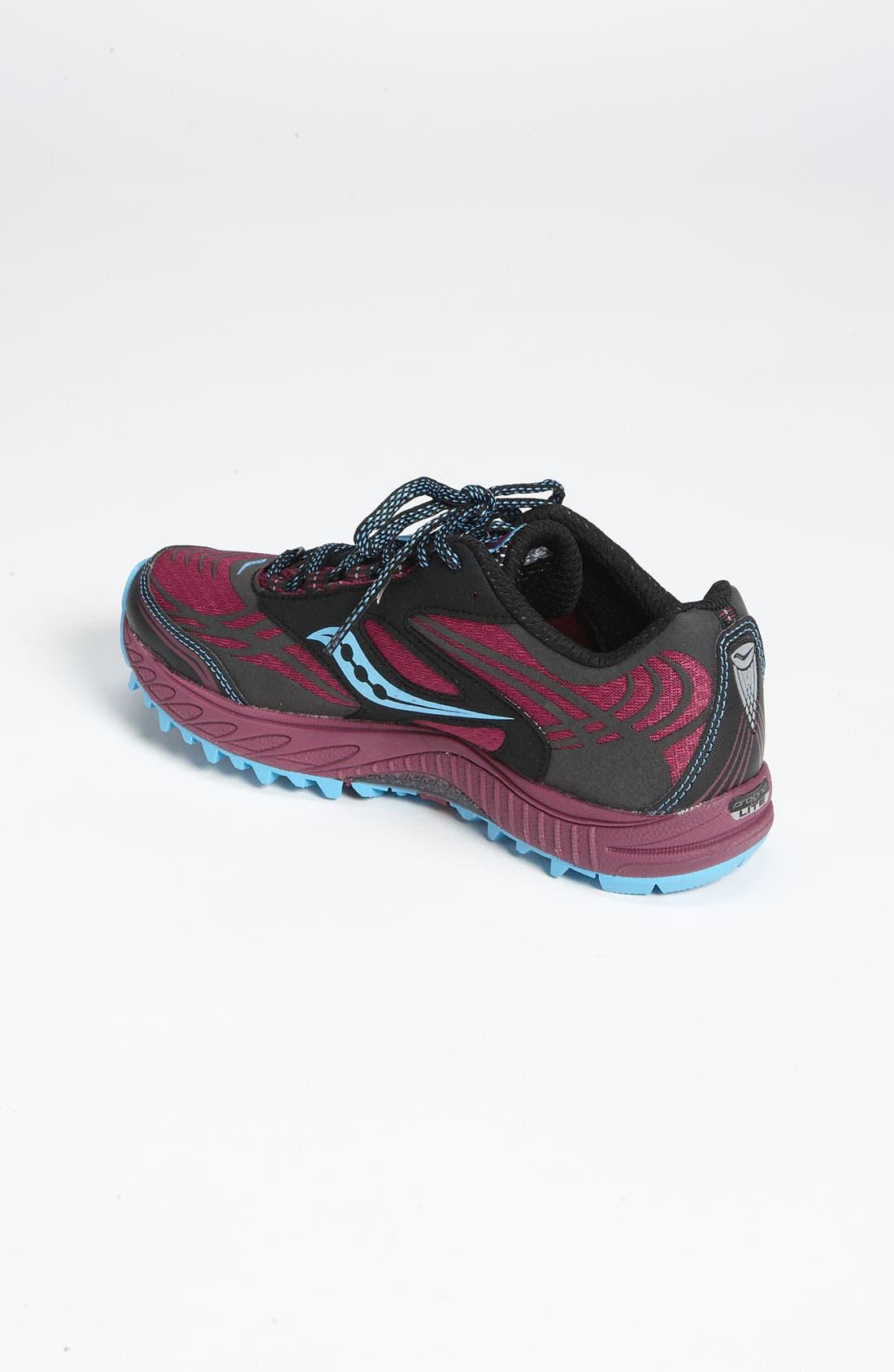 Alternate Image 2  - Saucony 'ProGrid Peregrine 2' Running Shoe (Women)