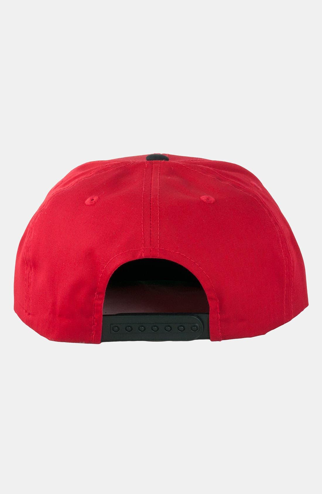 Alternate Image 2  - American Needle 'Cincinnati Reds - Nineties' Twill Snapback Baseball Cap