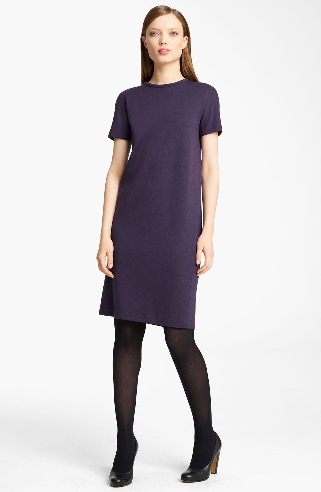 Main Image - Lida Baday Knit Wool Sheath Dress