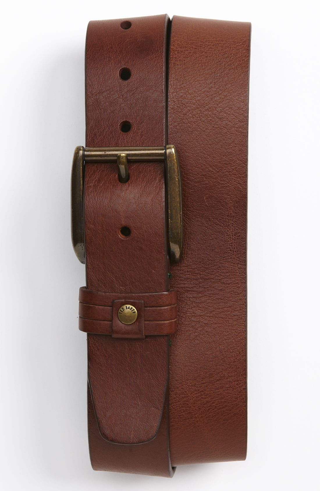 Main Image - Ted Baker London 'Highlight Backtracks' Belt