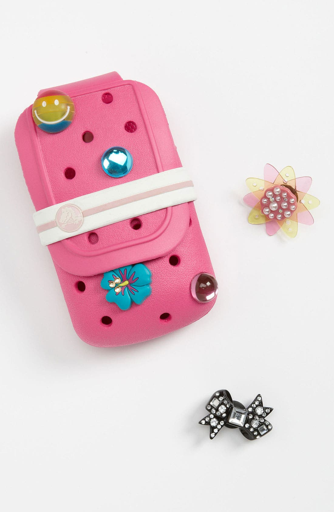 Alternate Image 1 Selected - Jibbitz™ Case & Charms