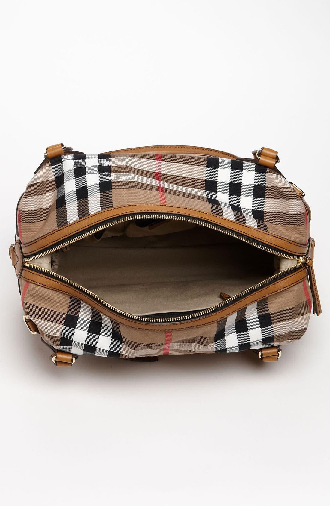 Alternate Image 3  - Burberry 'House Check' Diaper Bag