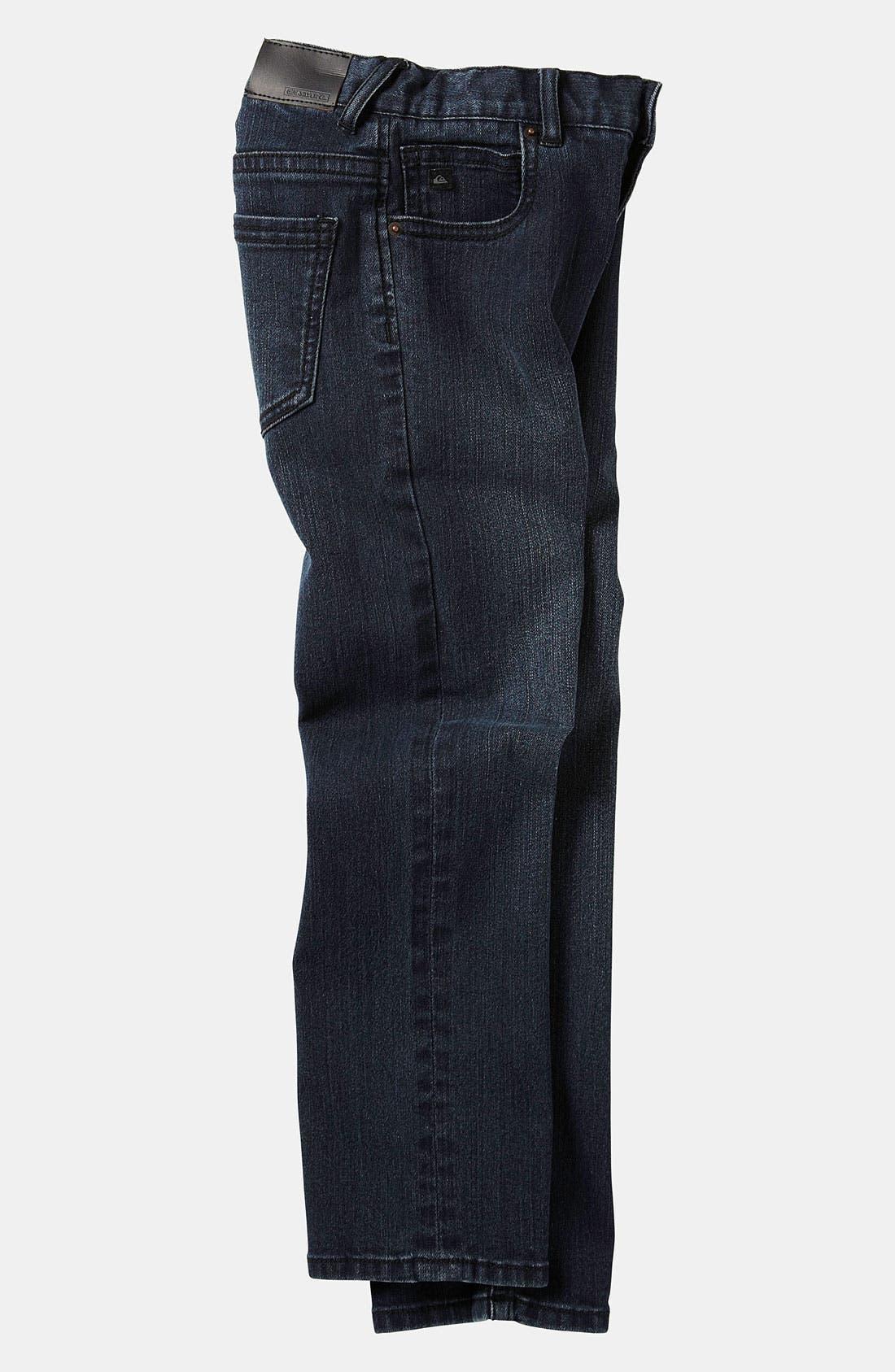 Alternate Image 3  - Quiksilver 'Distortion' Jeans (Toddler)