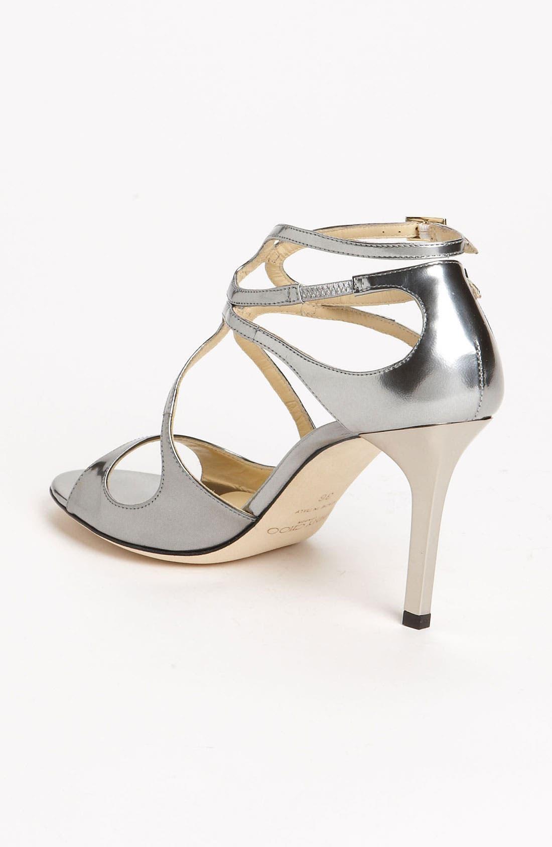 Alternate Image 2  - Jimmy Choo 'Ivette' Strap Sandal