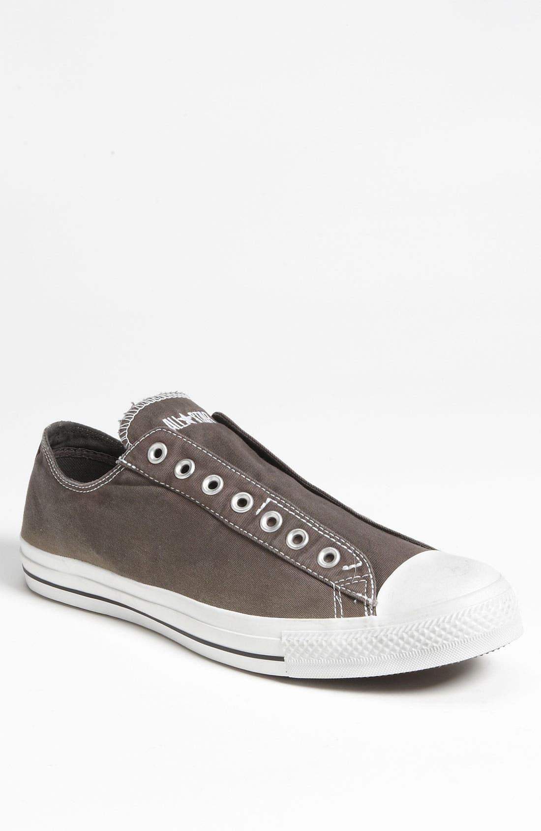 Alternate Image 1 Selected - Converse 'Chuck Taylor® - Frayless' Sneaker (Men)