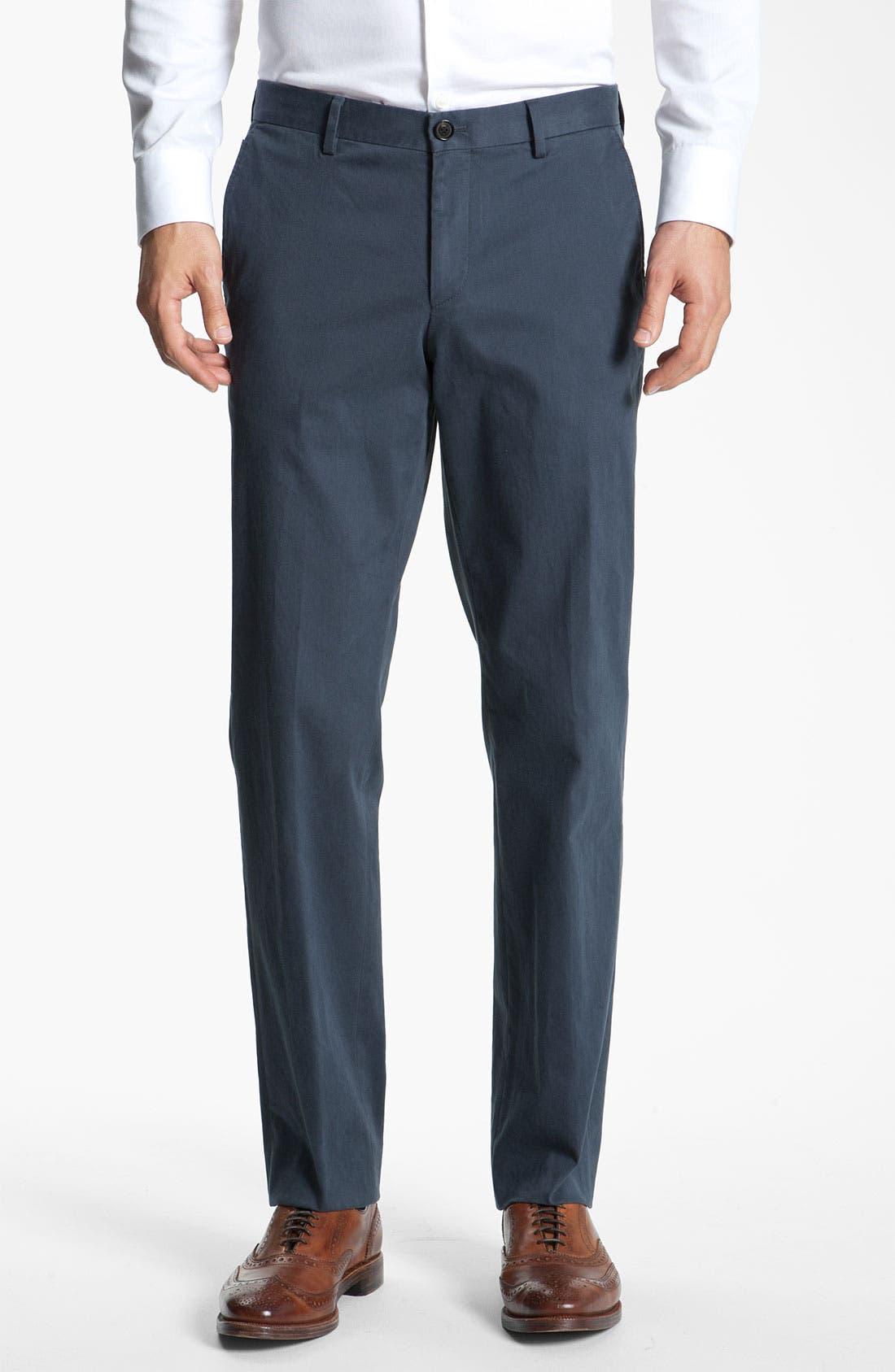 Alternate Image 1 Selected - BOSS Black 'Shap' Trousers