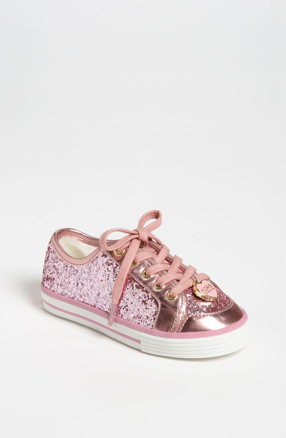 Main Image - KORS Michael Kors 'Lacie' Sneaker (Toddler)