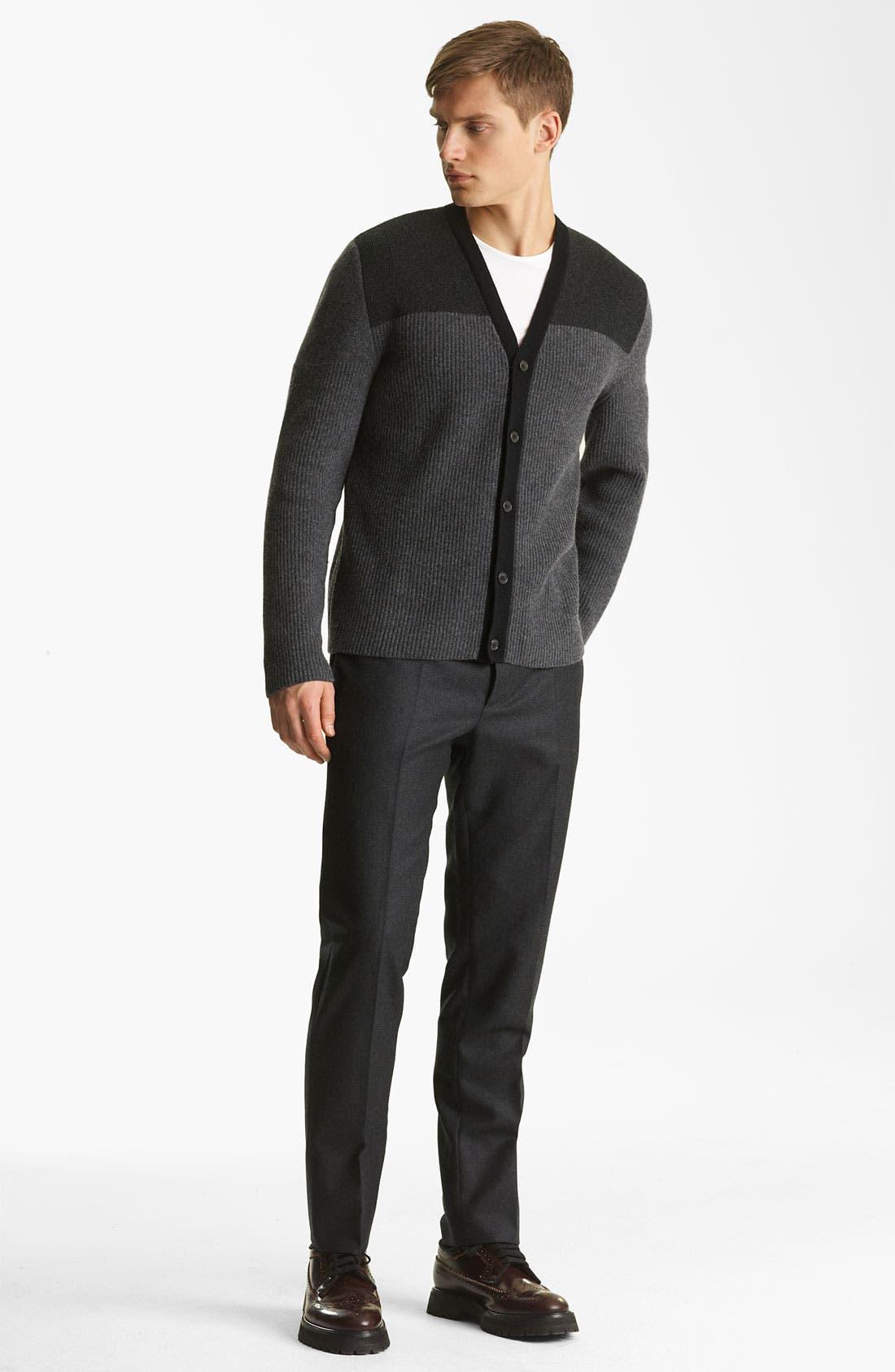 Alternate Image 5  - Marni Twisted Wool Trousers