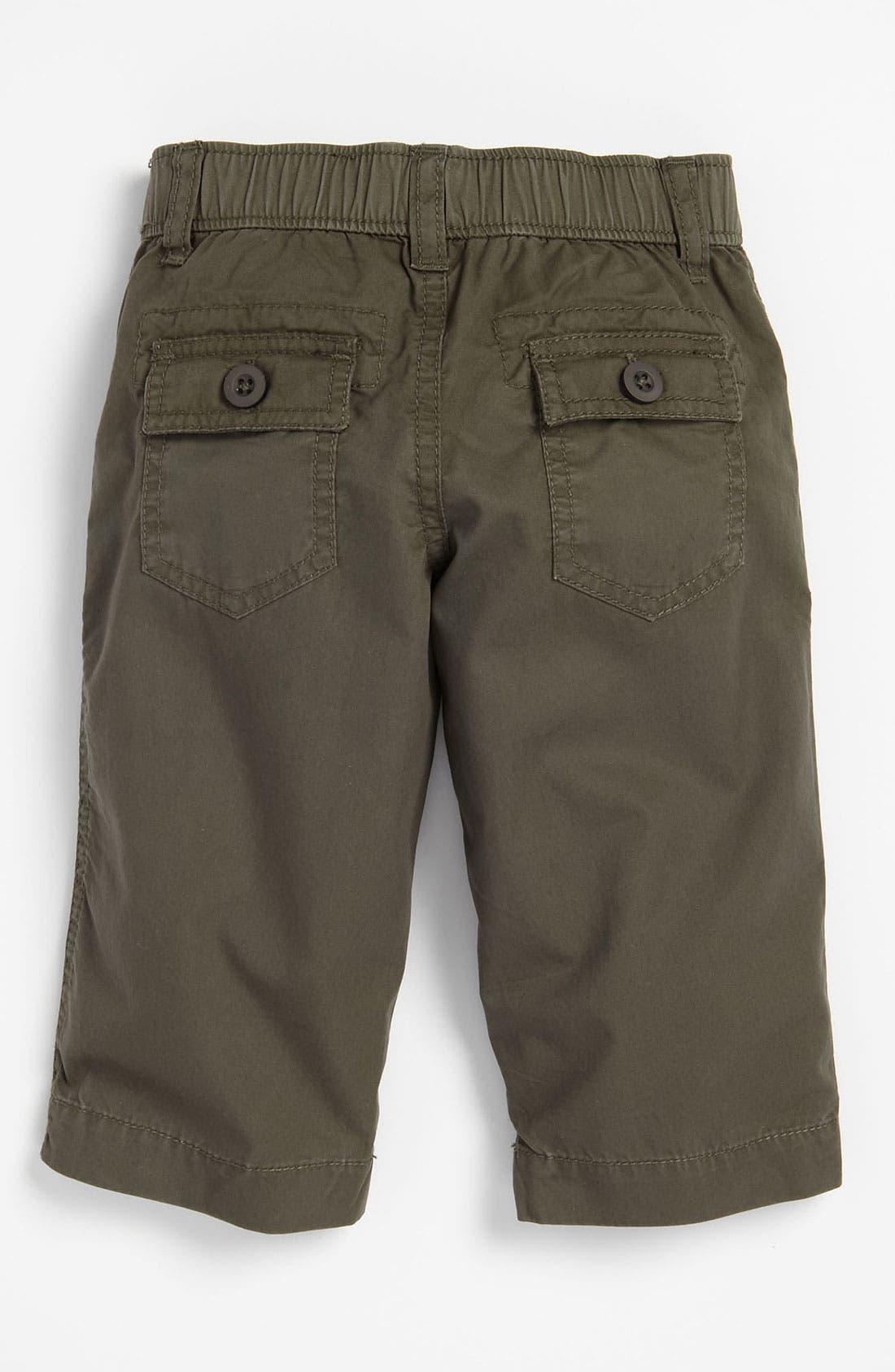 Alternate Image 2  - Peek 'Tilden' Pants (Infant)