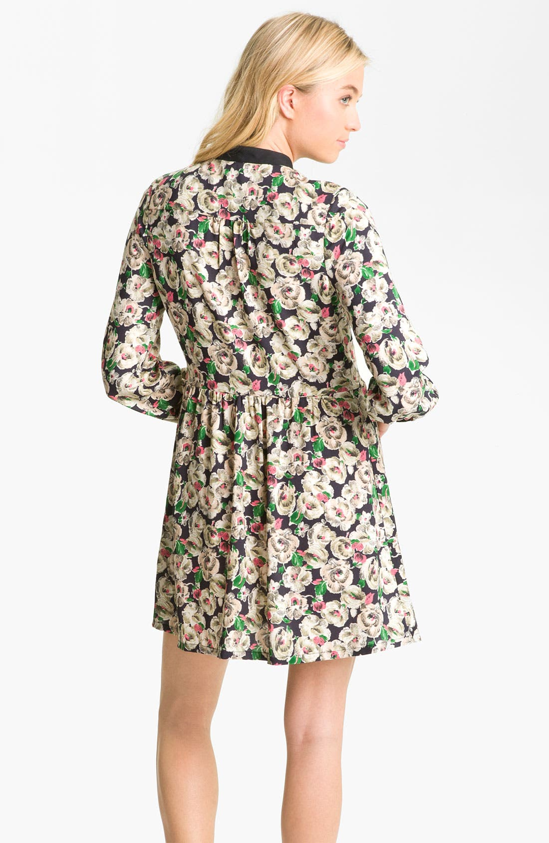 Alternate Image 2  - Juicy Couture Floral Print Dress