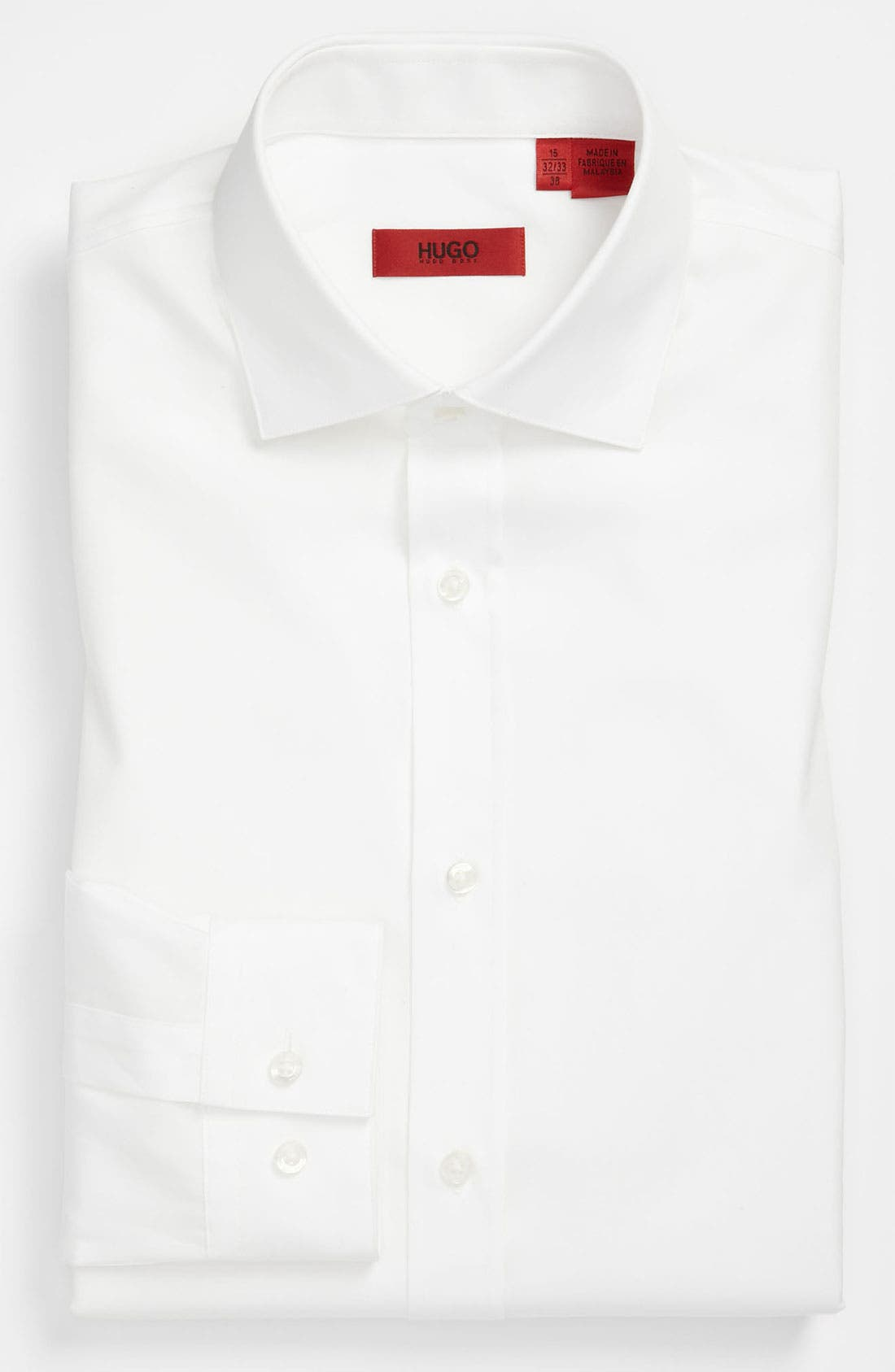 Main Image - HUGO Slim Fit Dress Shirt