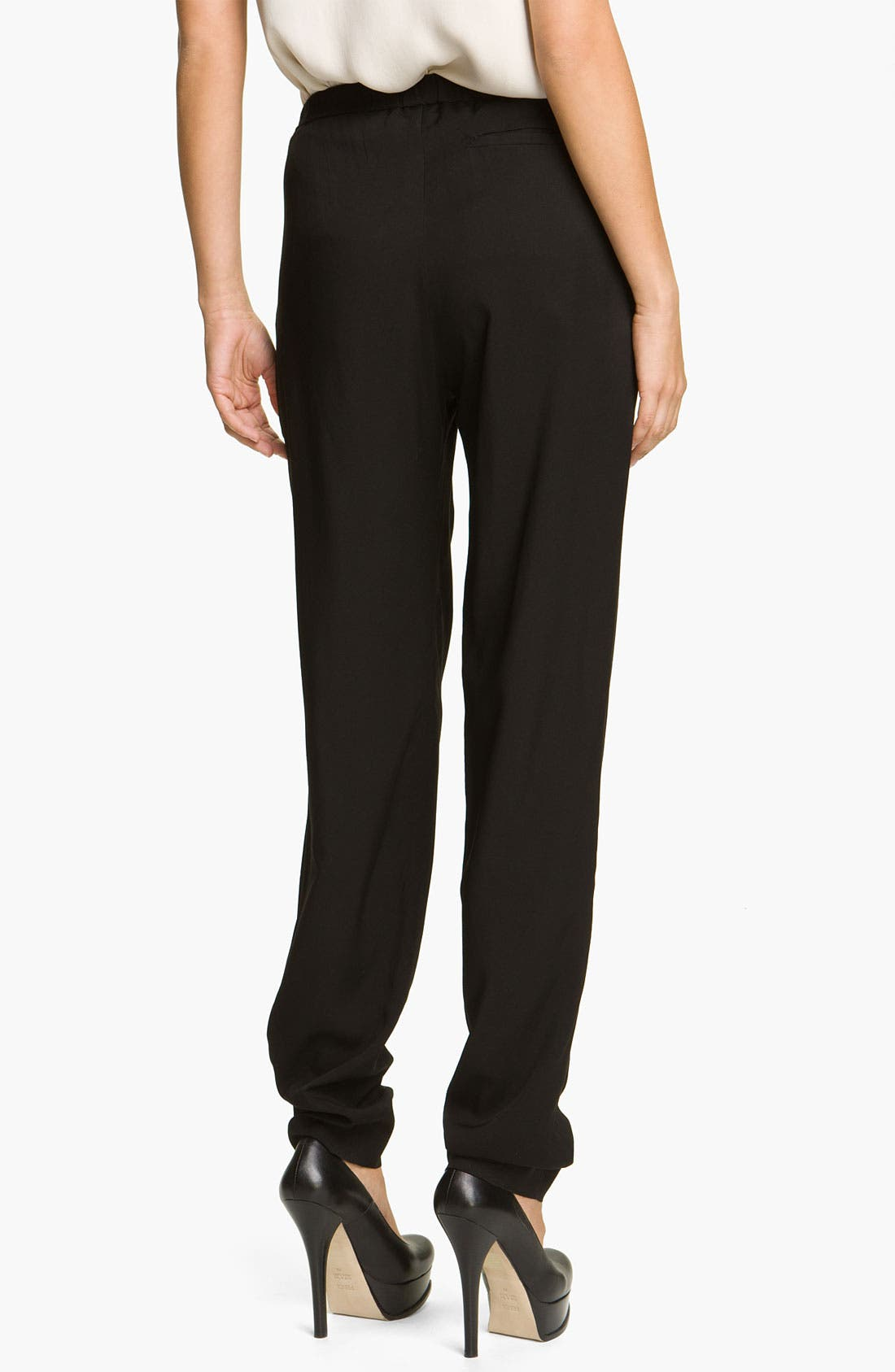 Alternate Image 2  - Halston Heritage Pleated Trousers