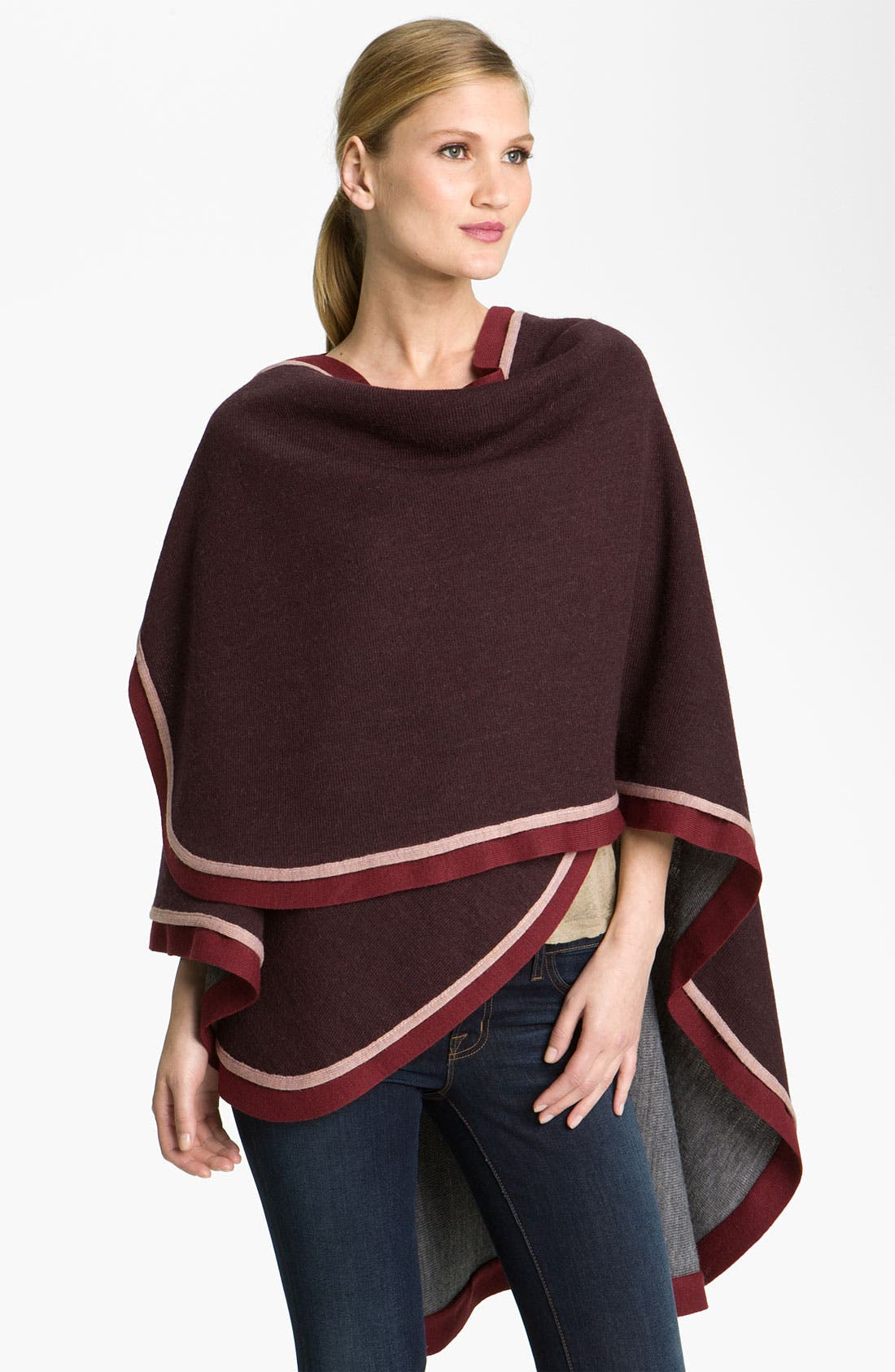 Alternate Image 1 Selected - Nordstrom Round Cape