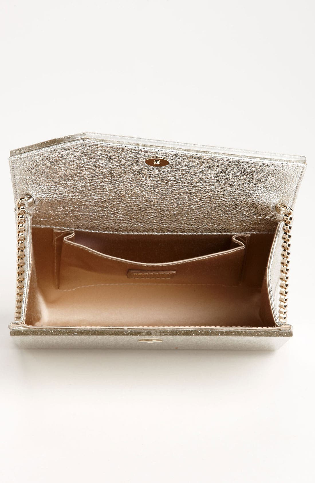 Alternate Image 4  - Jimmy Choo 'Candy - Glitter' Clutch